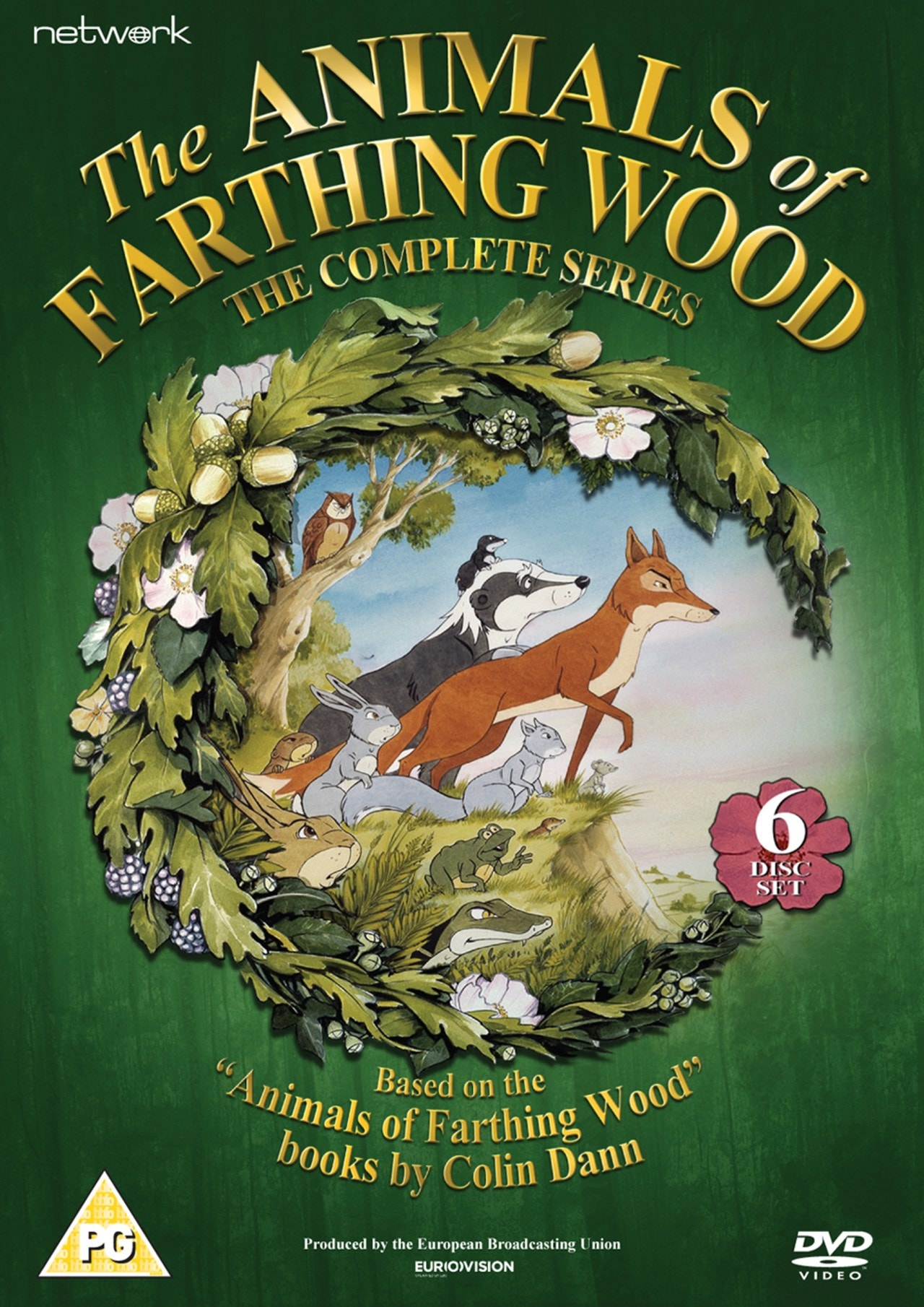 The Animals of Farthing Wood: The Complete Series - 1