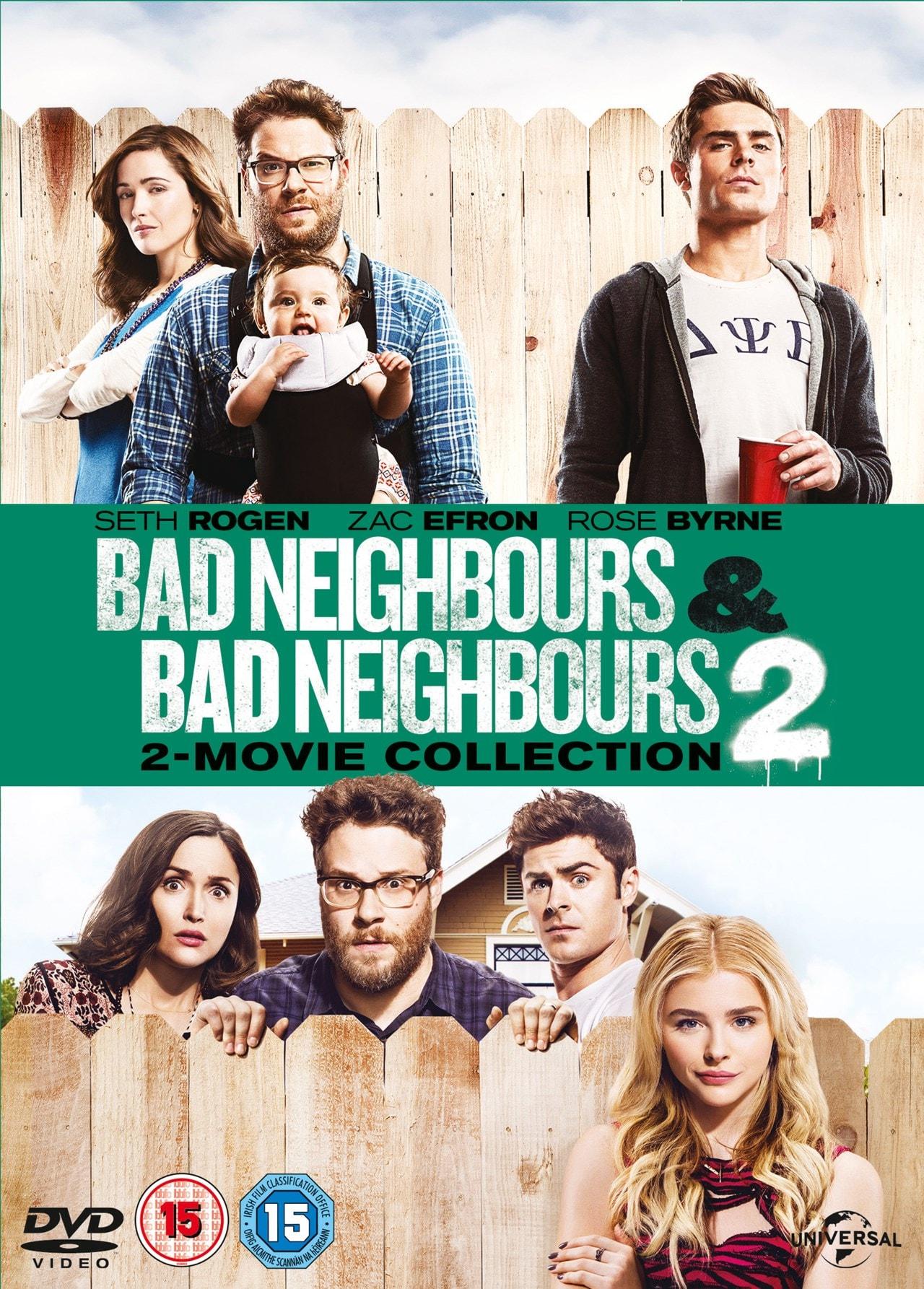 Bad Neighbours/Bad Neighbours 2 - 1