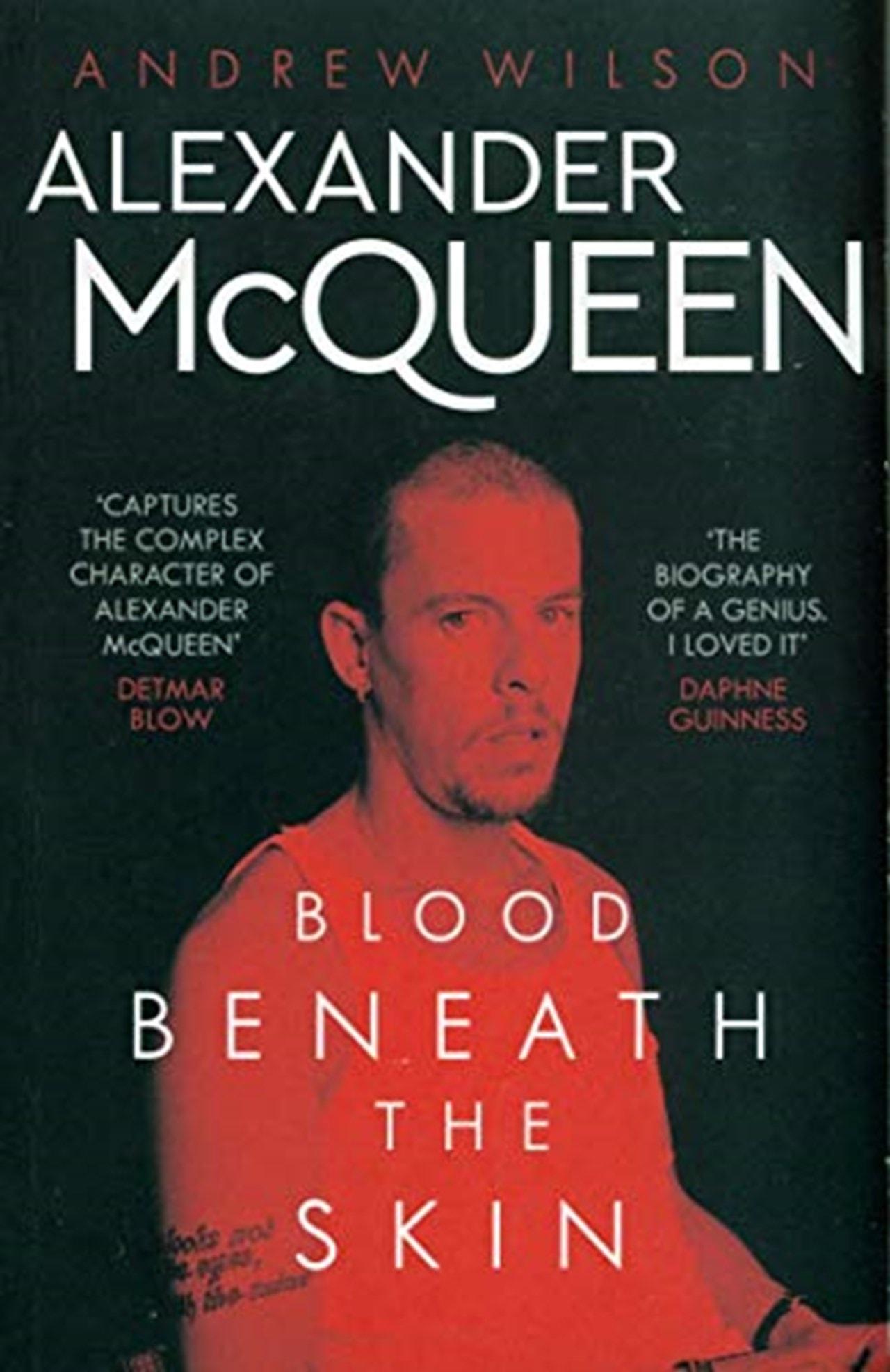 Alexander McQueen: Blood Beneath the Skin - 1