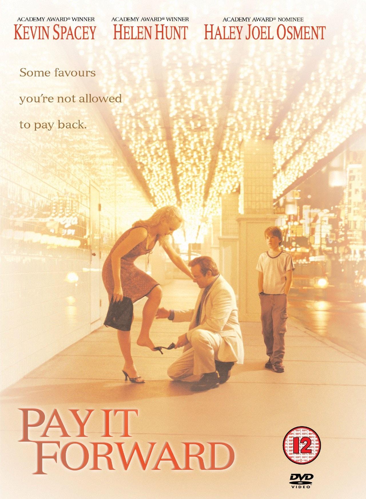 Pay it Forward - 1