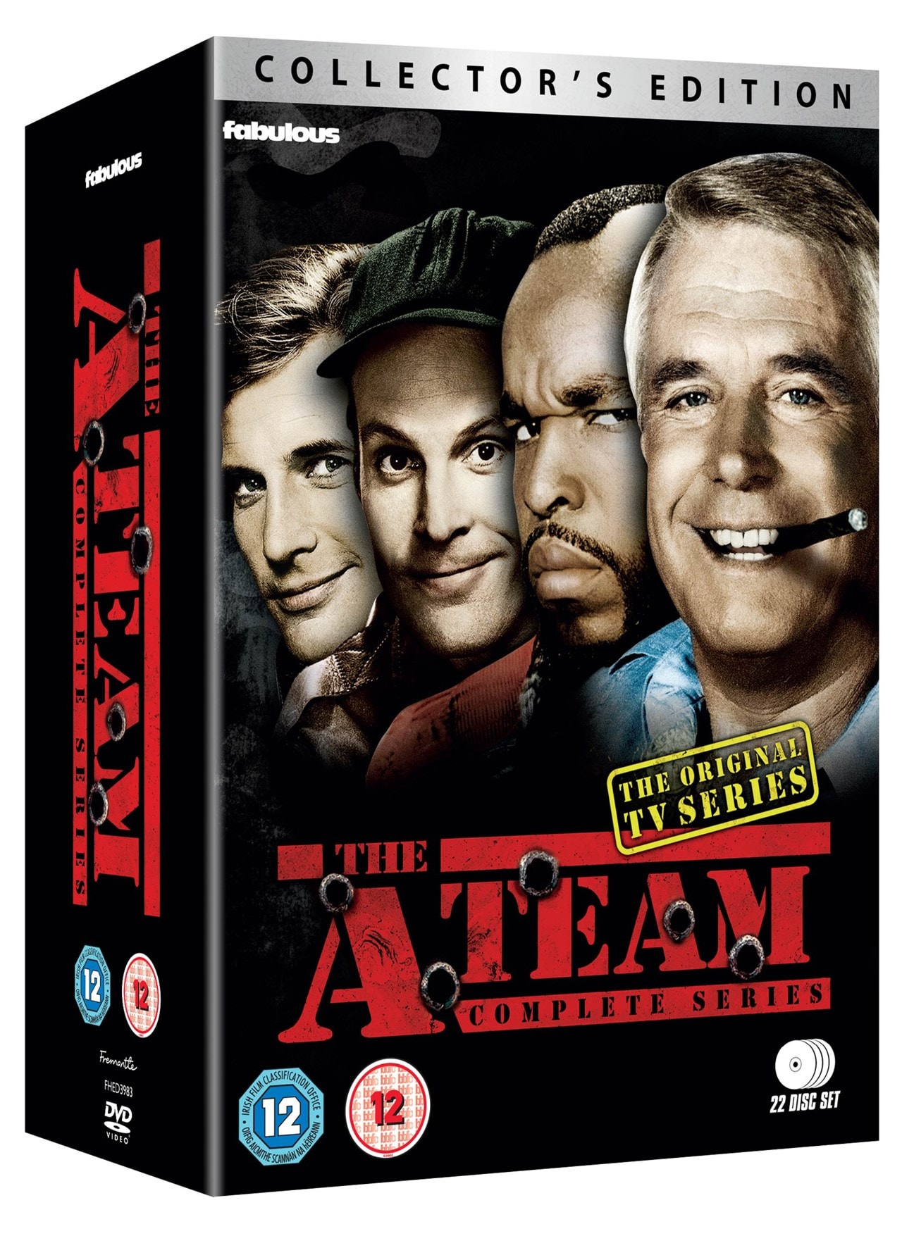The A-Team: The Complete Series - 2