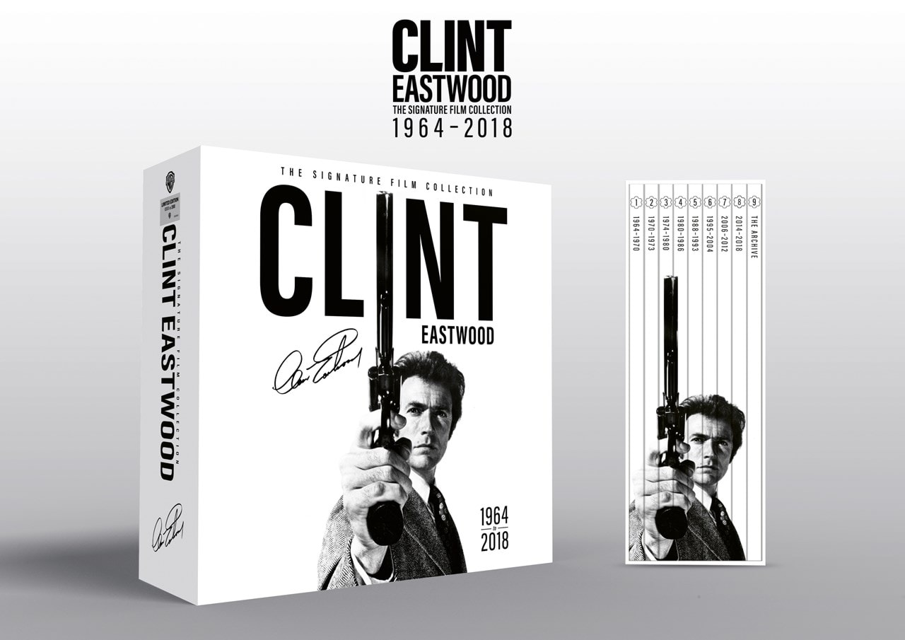 Clint Eastwood: The Signature Film Collection - 2