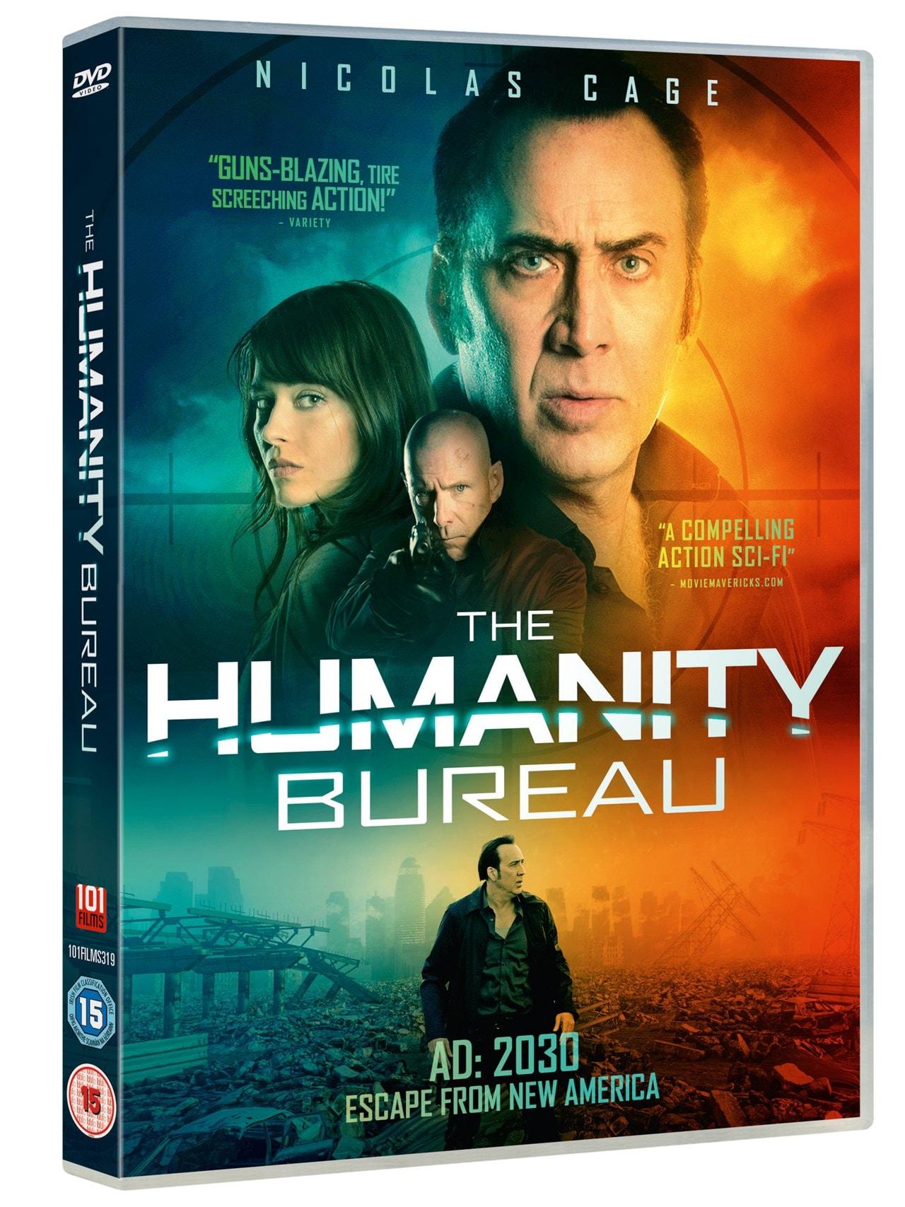 The Humanity Bureau - 2