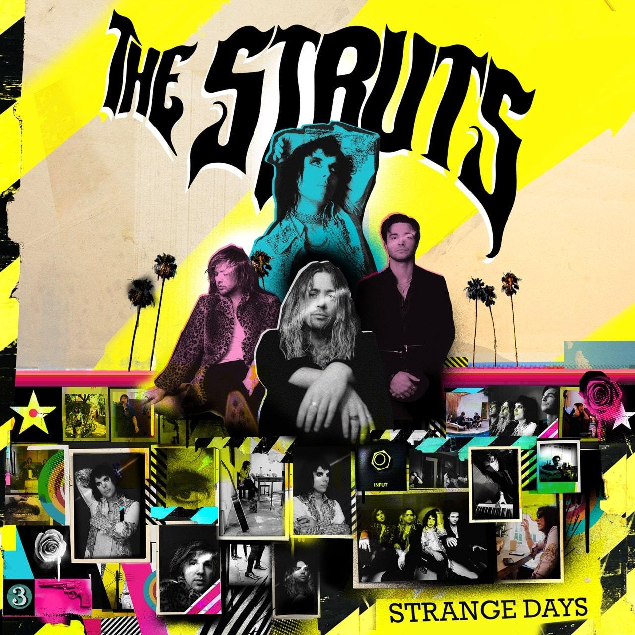 Strange Days - 1