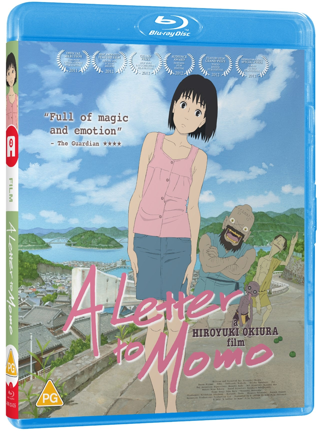 A Letter to Momo - 1