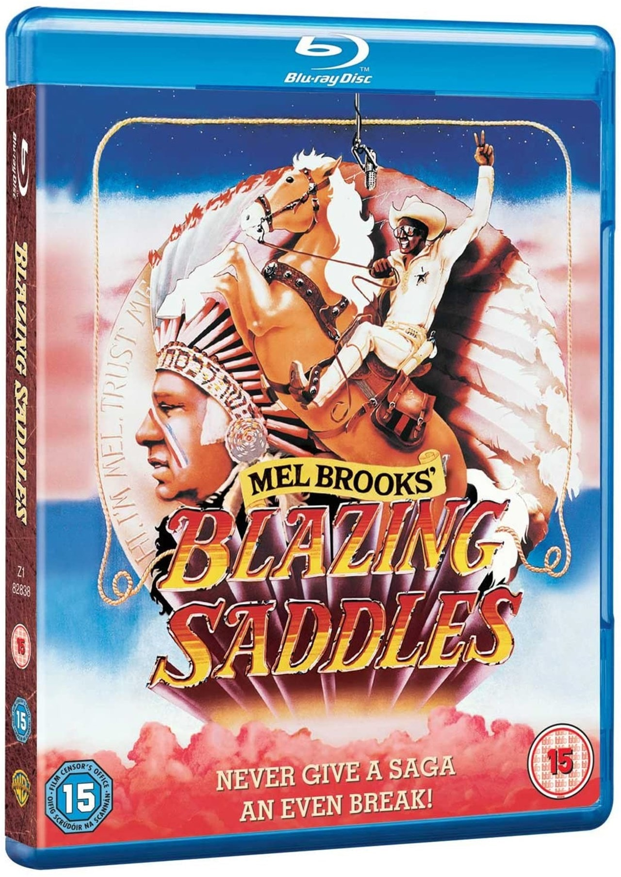 Blazing Saddles - 1