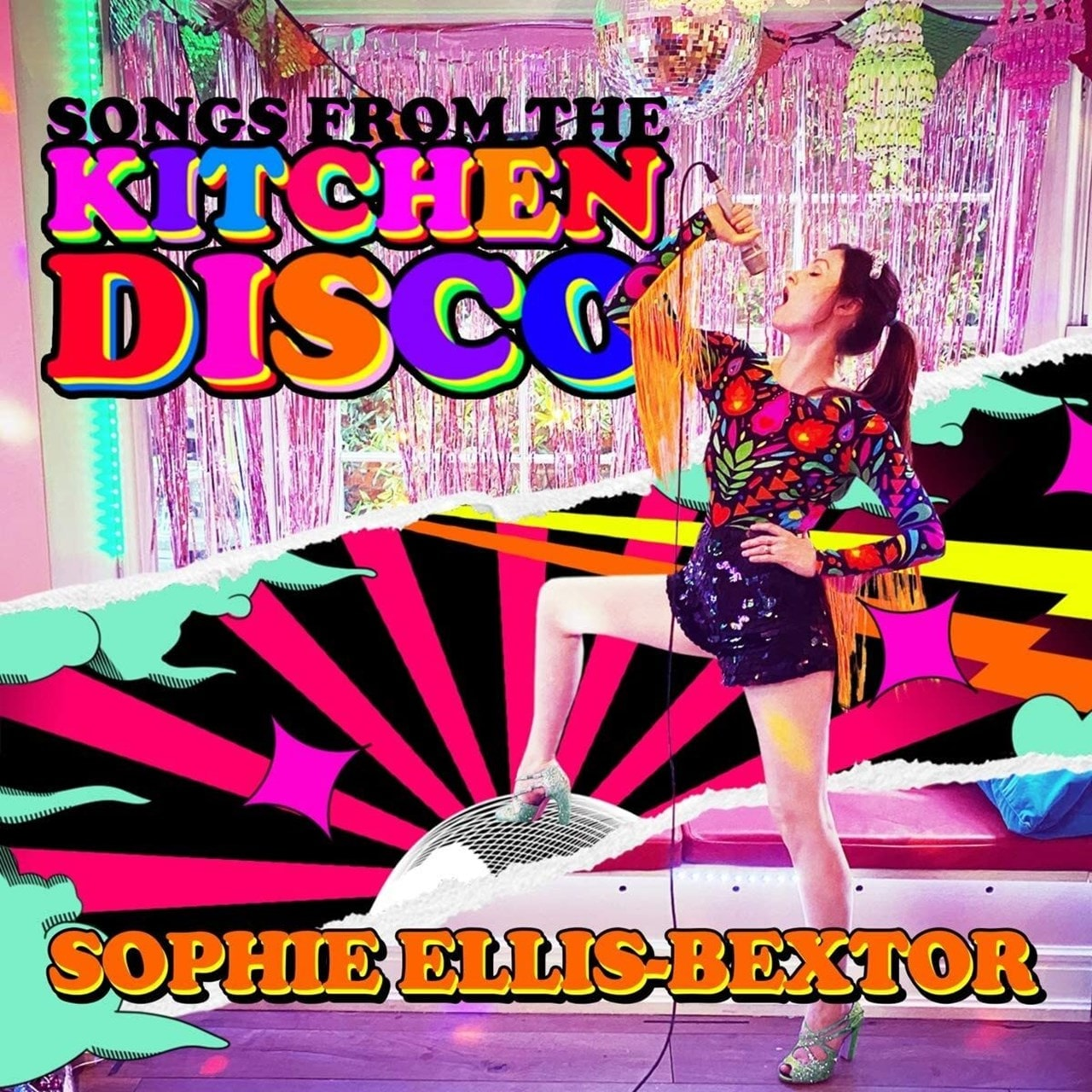 Songs from the Kitchen Disco - 1