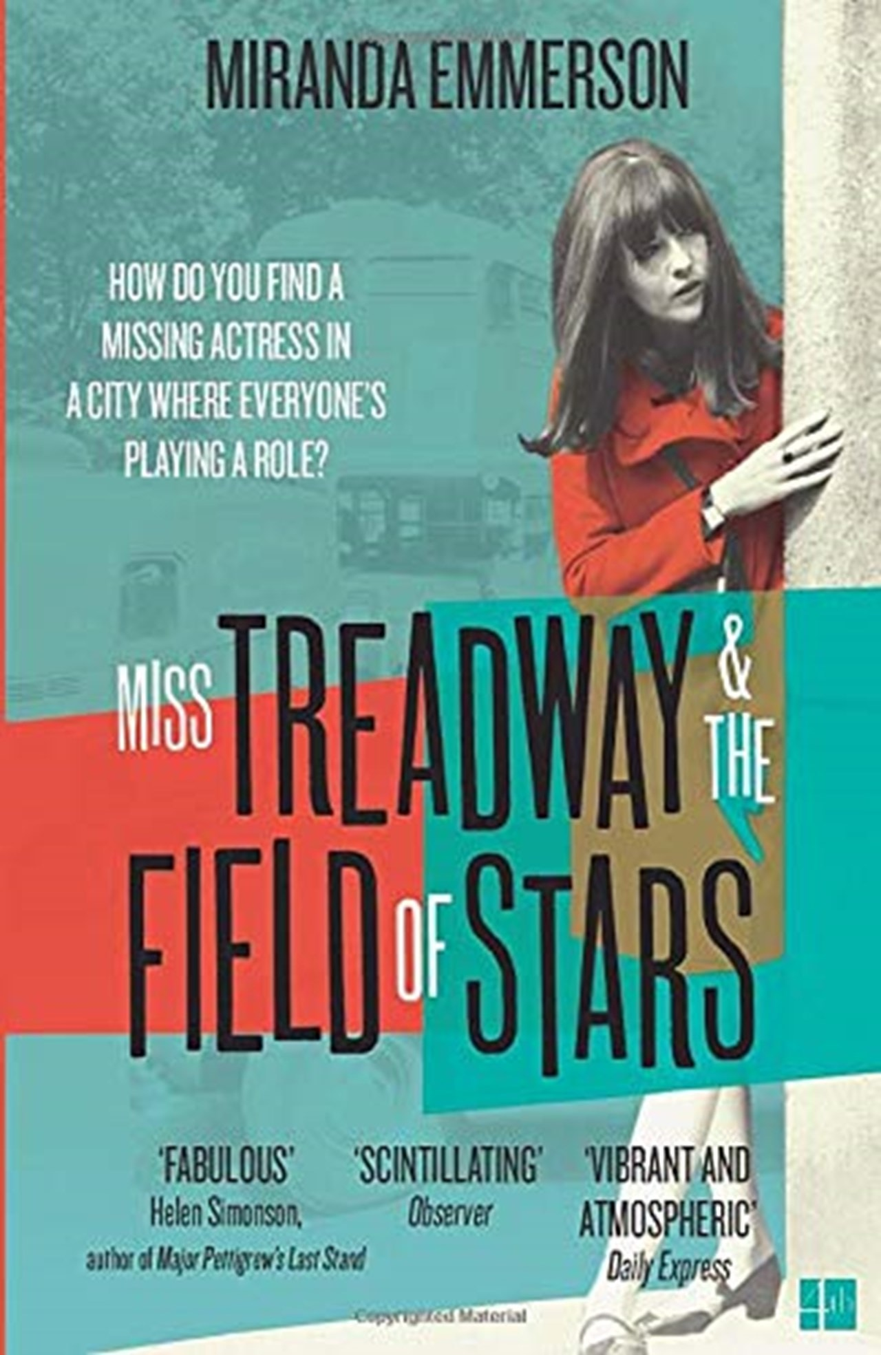 Miss Treadaway And The Field Of Stars - 1