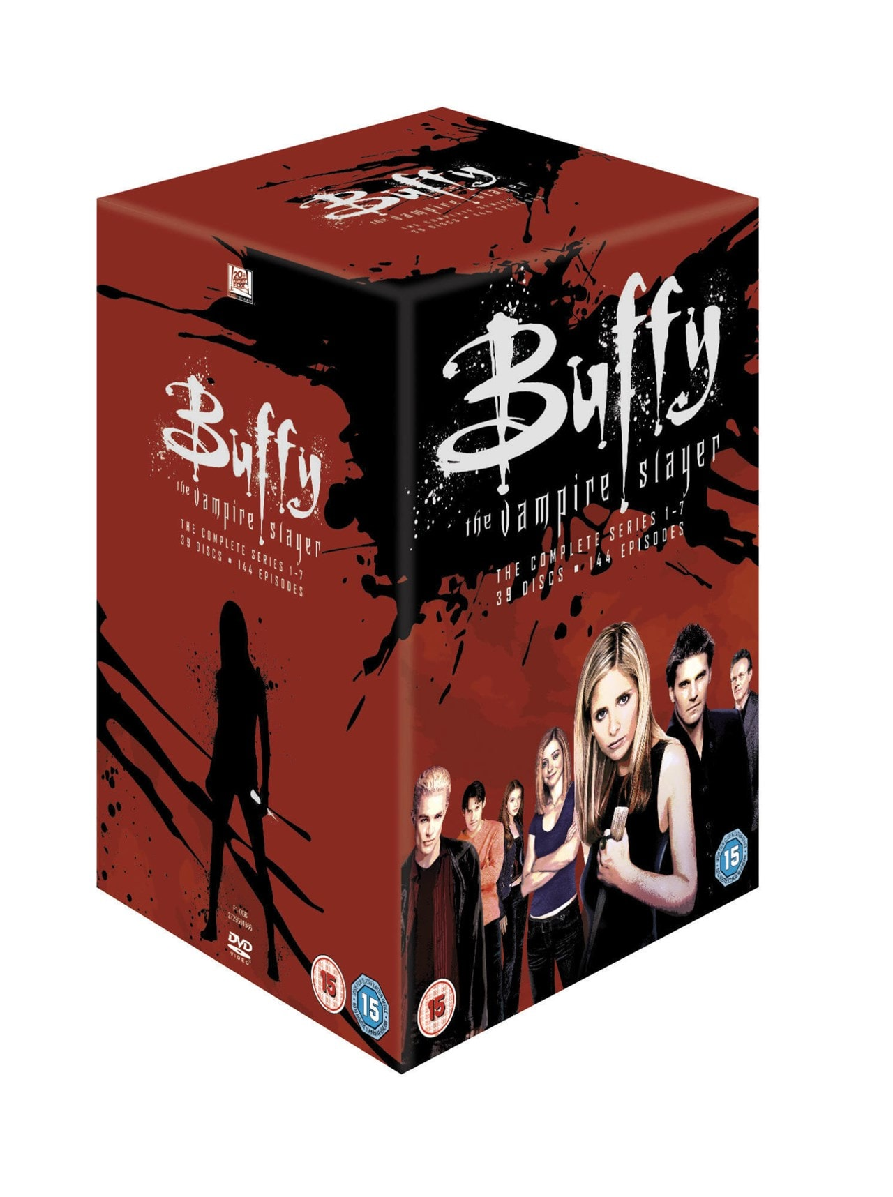Buffy the Vampire Slayer: The Complete Series - 2