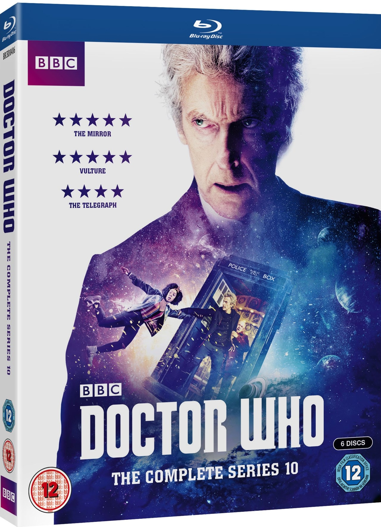 Doctor Who: The Complete Series 10 - 2
