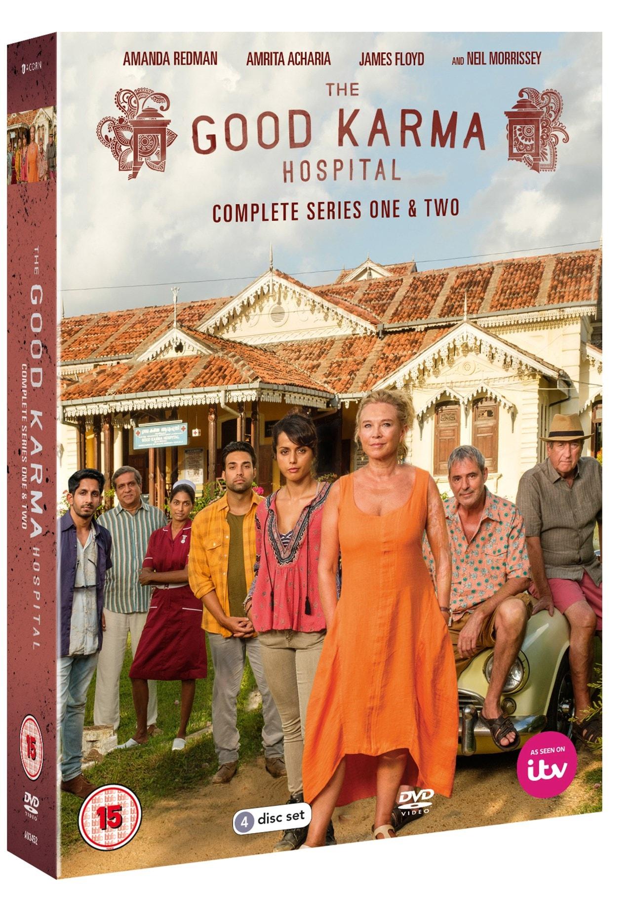 The Good Karma Hospital: Series 1 & 2 - 2