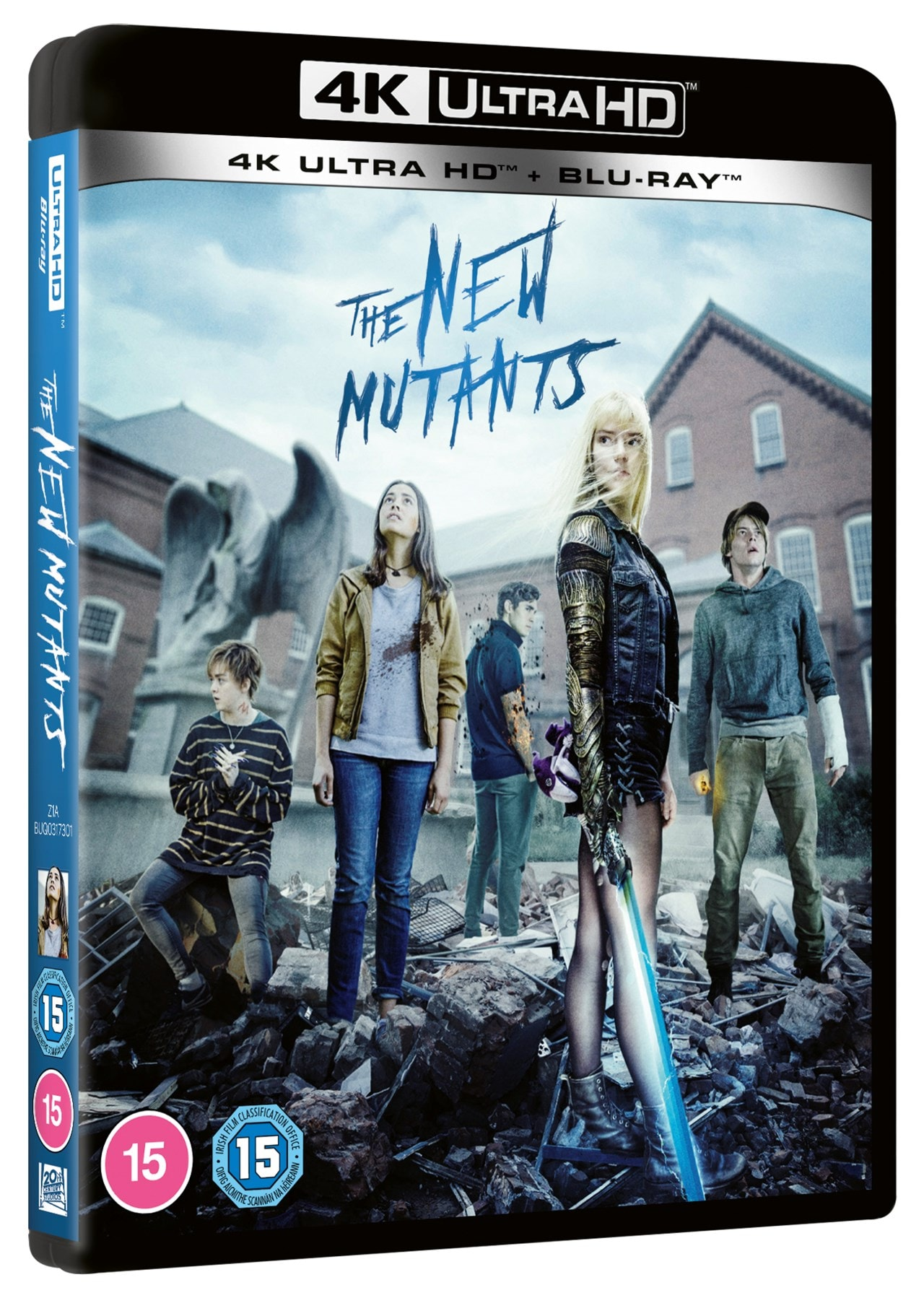 The New Mutants - 4