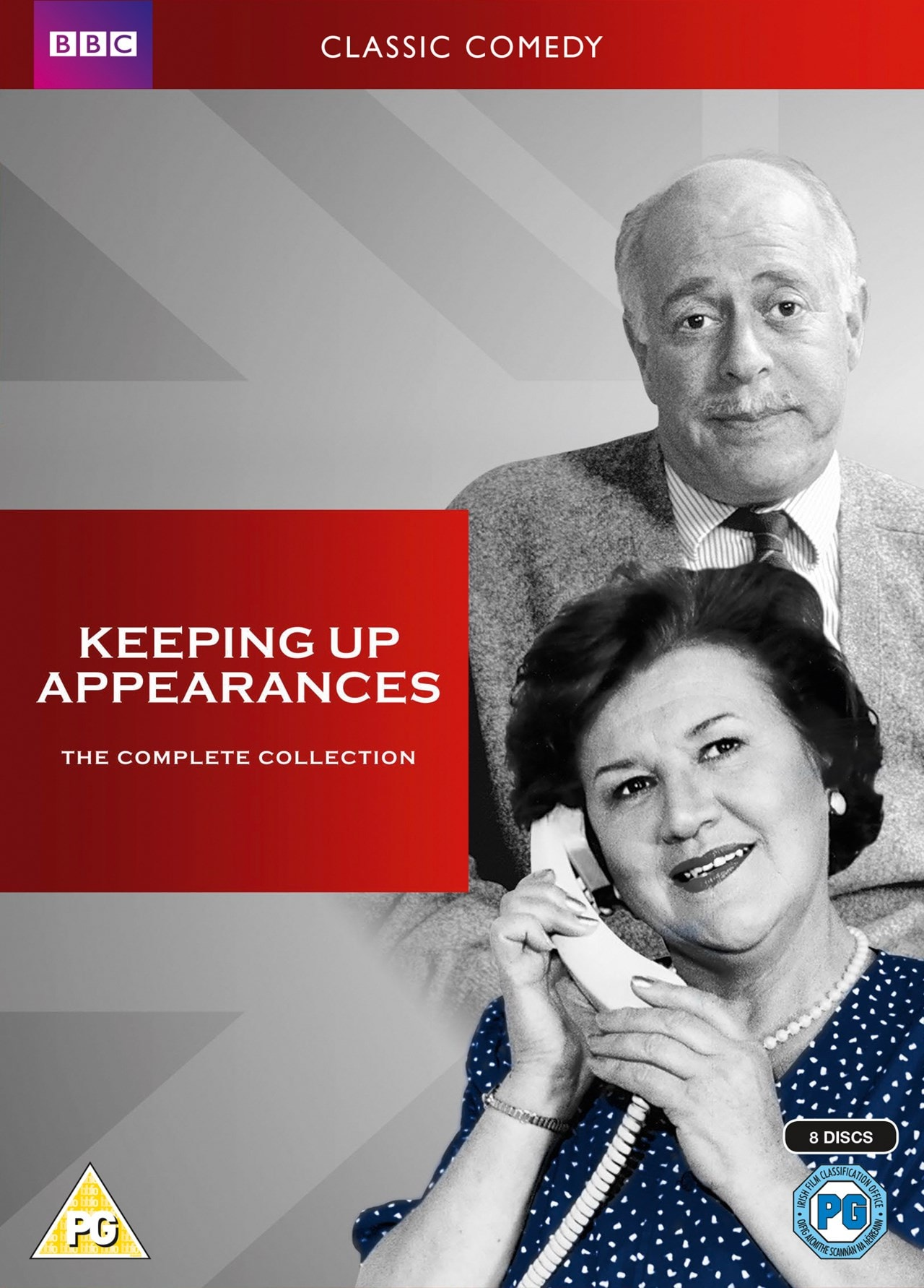 Keeping Up Appearances: The Complete Collection (hmv Exclusive) - 1