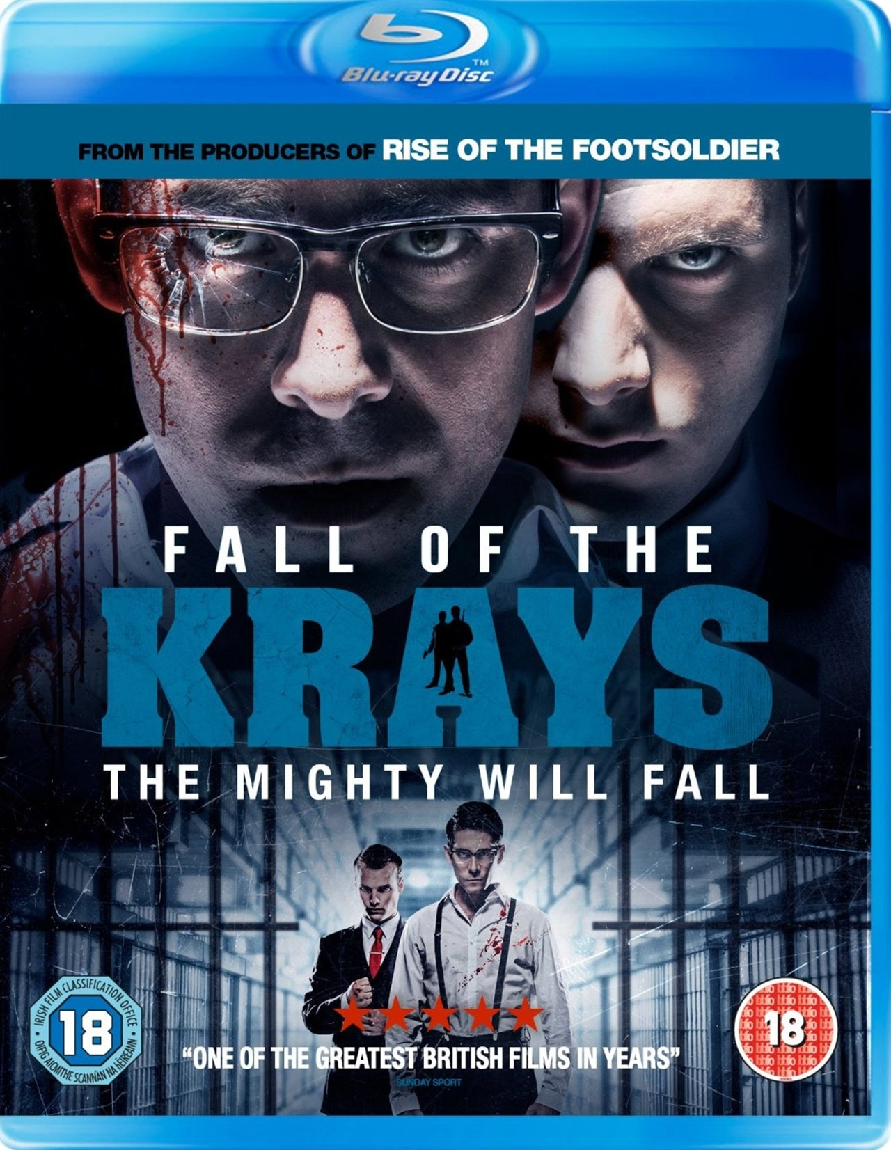 Fall of the Krays - 1