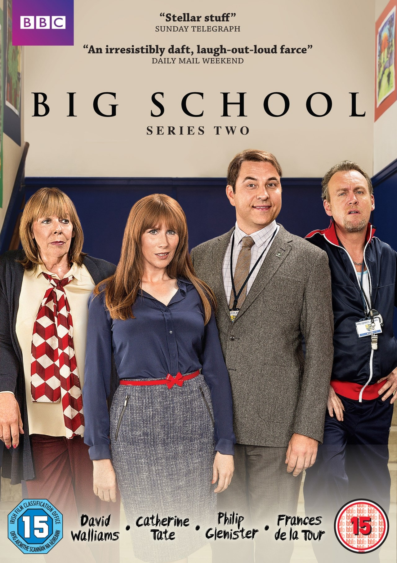 Big School: Series 2 - 1