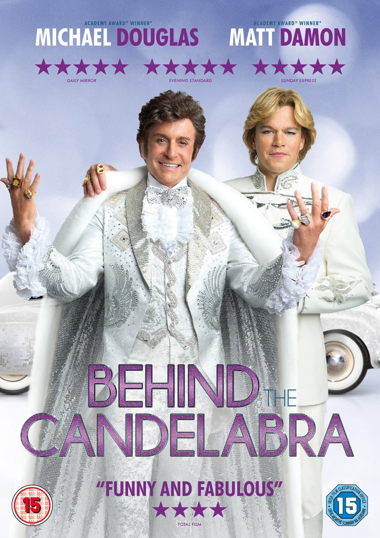 Behind the Candelabra - 1