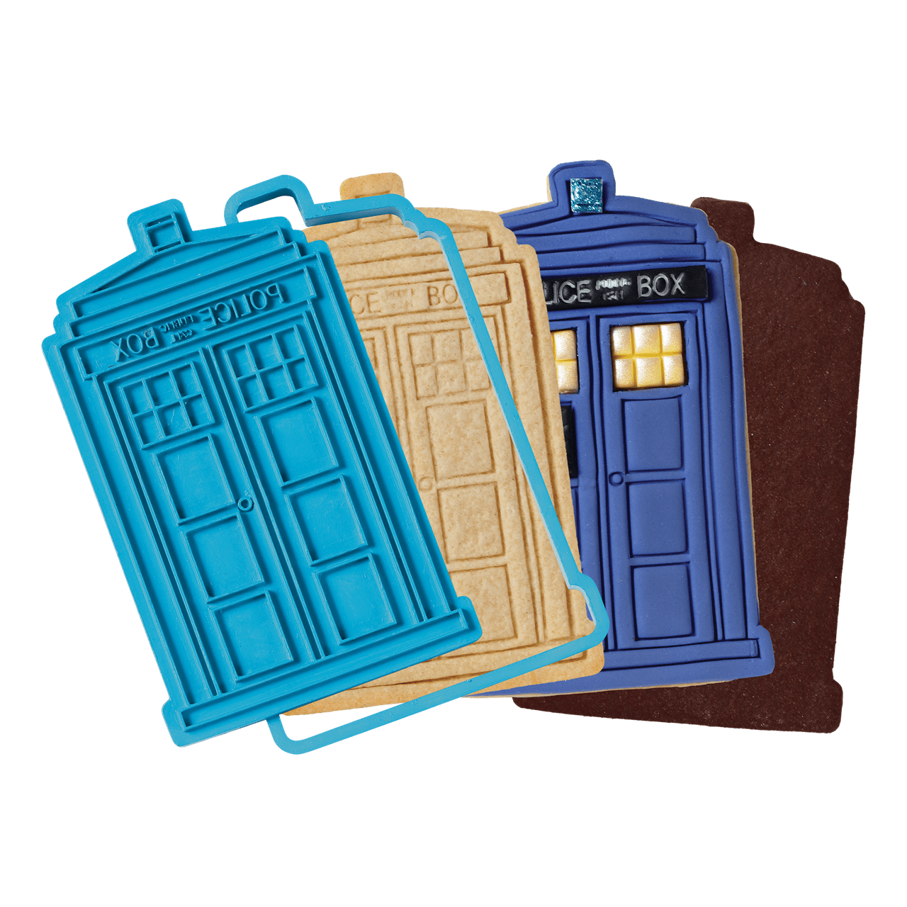 Doctor Who: Apron & Cookie Cutter Baking Set Hero Collector - 4