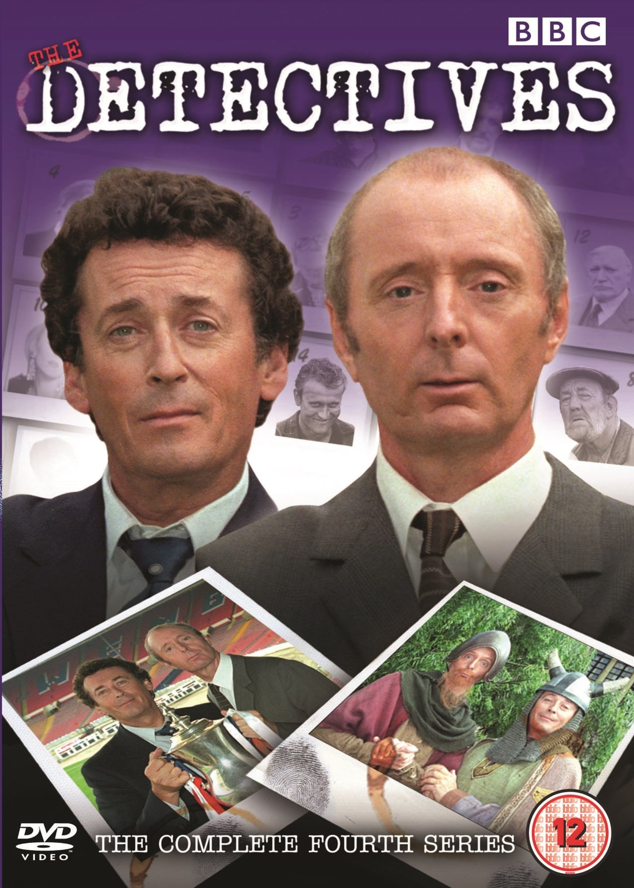 The Detectives: Series 4 - 1