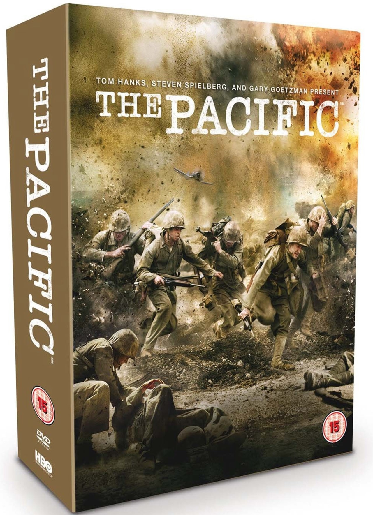 The Pacific - 1