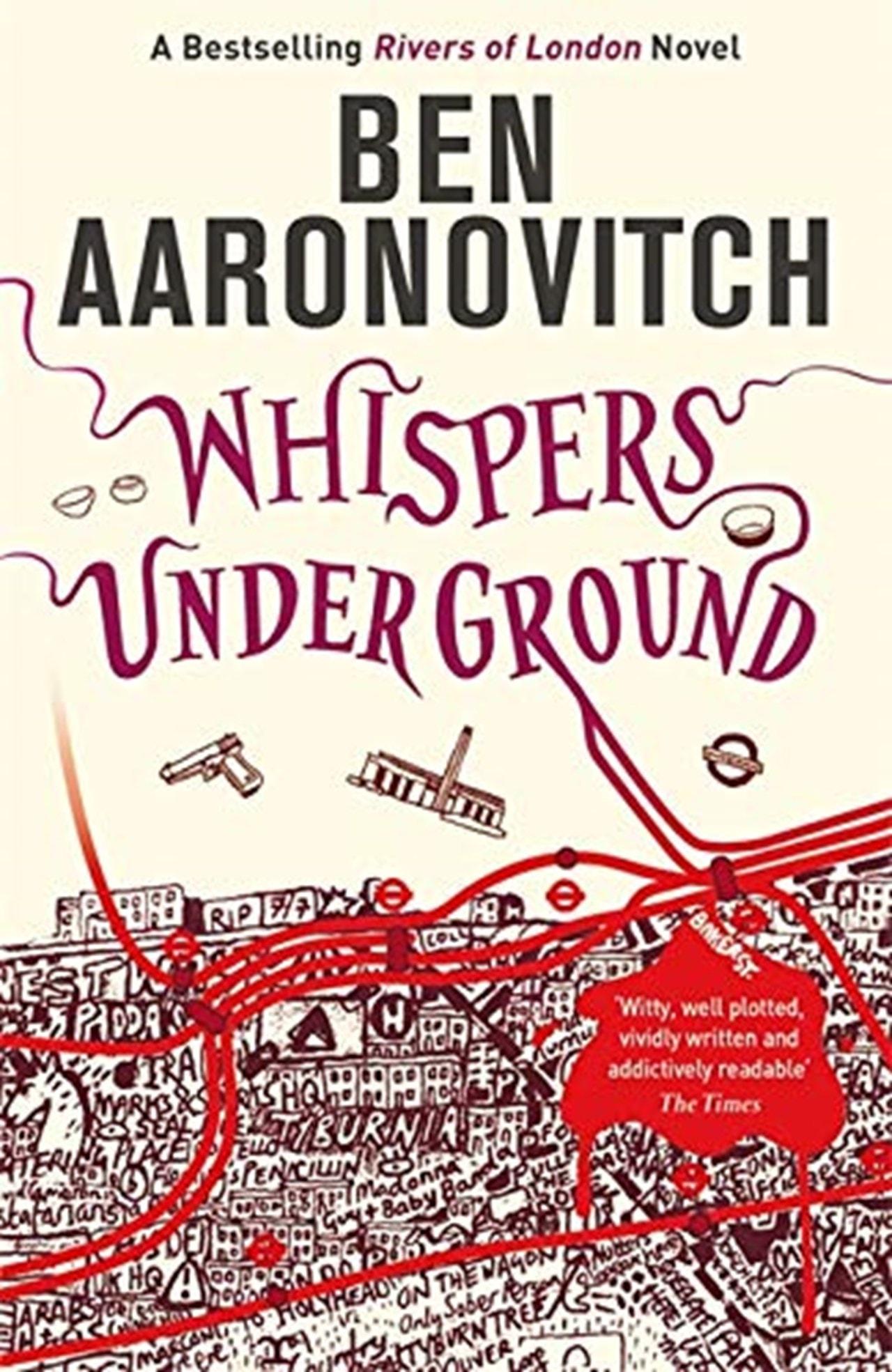 Whispers Underground - 1