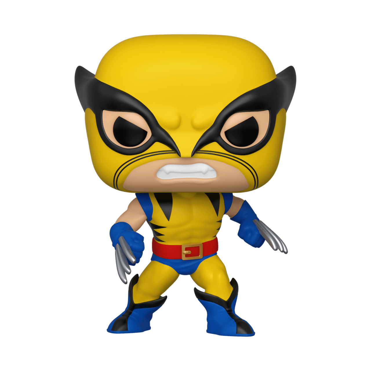 Wolverine: First Appearance (547) Marvel 80th Anniversary Pop Vinyl - 1