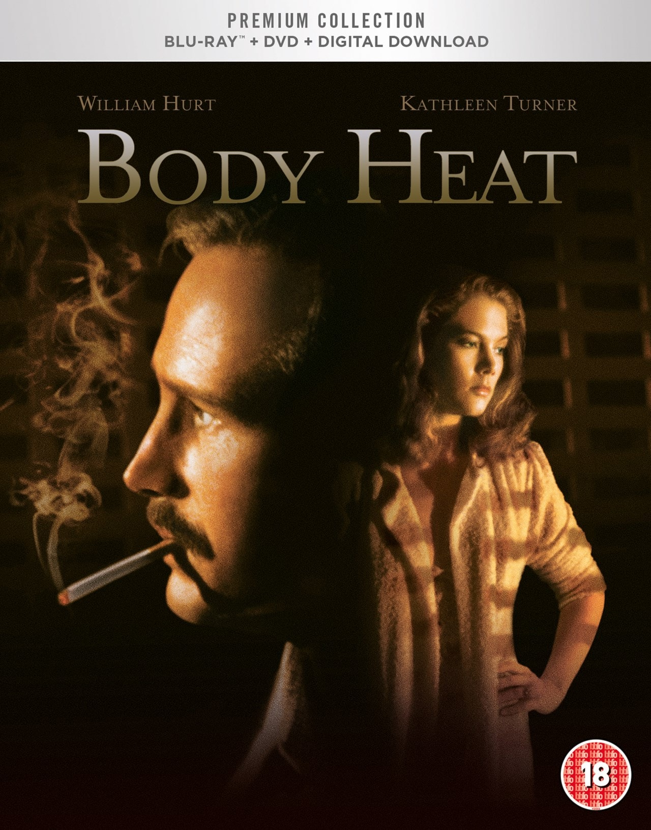 Body Heat (hmv Exclusive) - The Premium Collection - 1