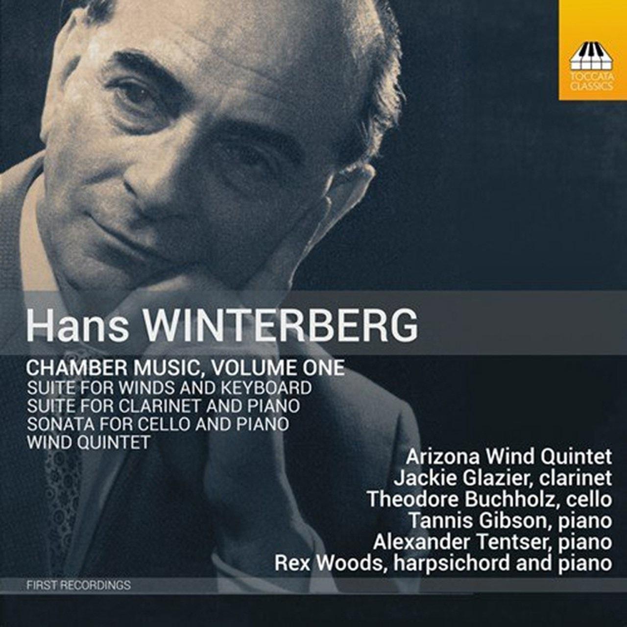 Hans Winterberg: Chamber Music - Volume 1 - 1