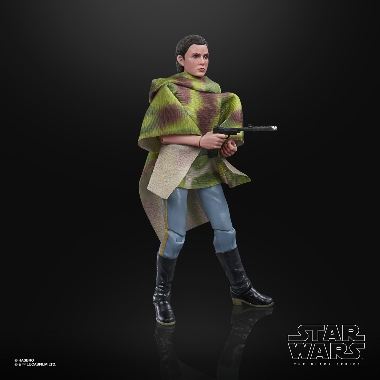 Leia: Episode 6: The Black Series: Star Wars Action Figure - 2