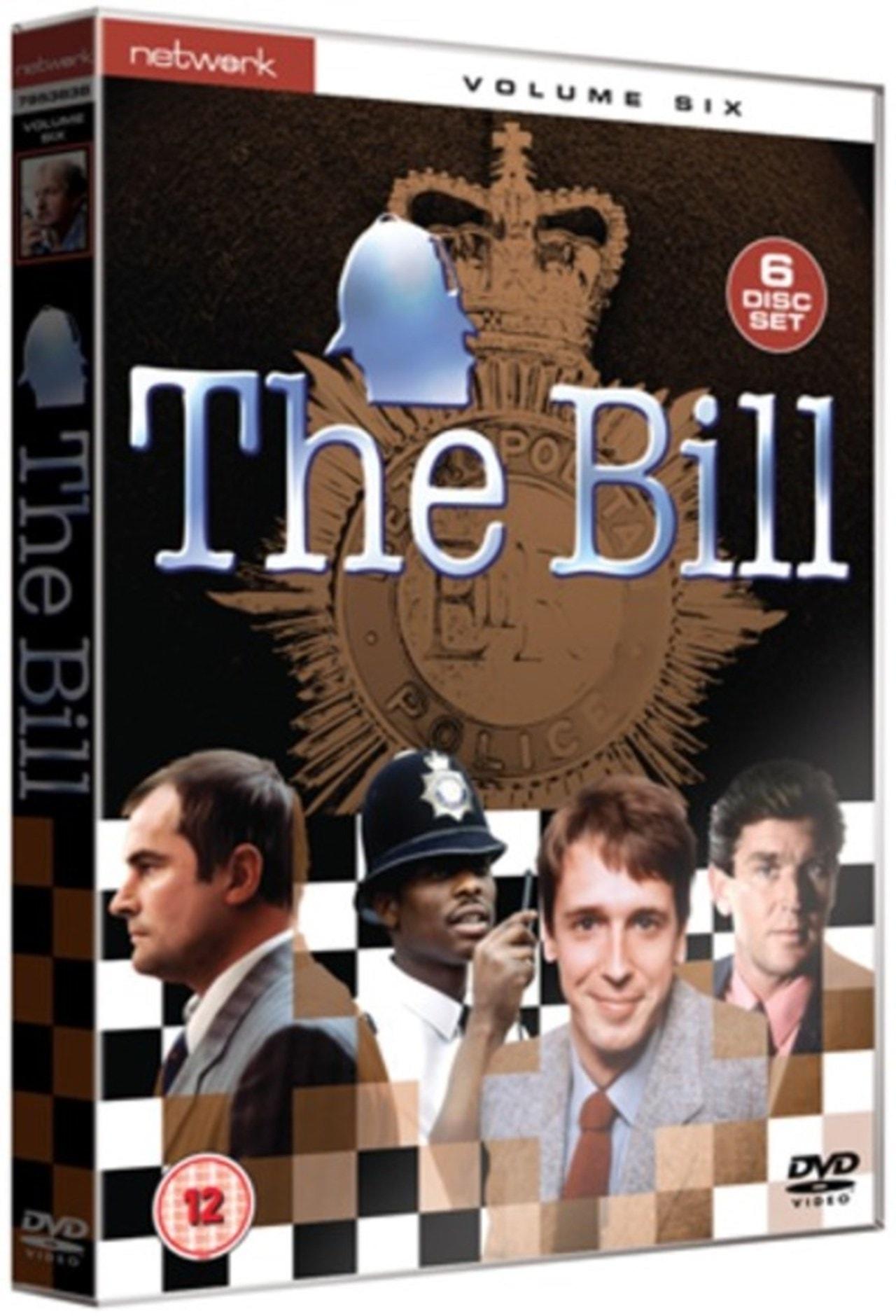 The Bill: Volume 6 - 1