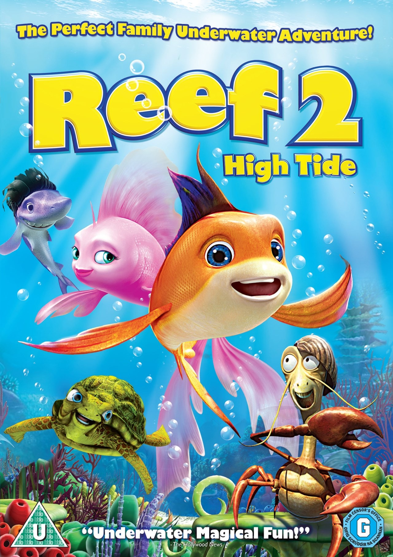 The Reef 2: High Tide - 1