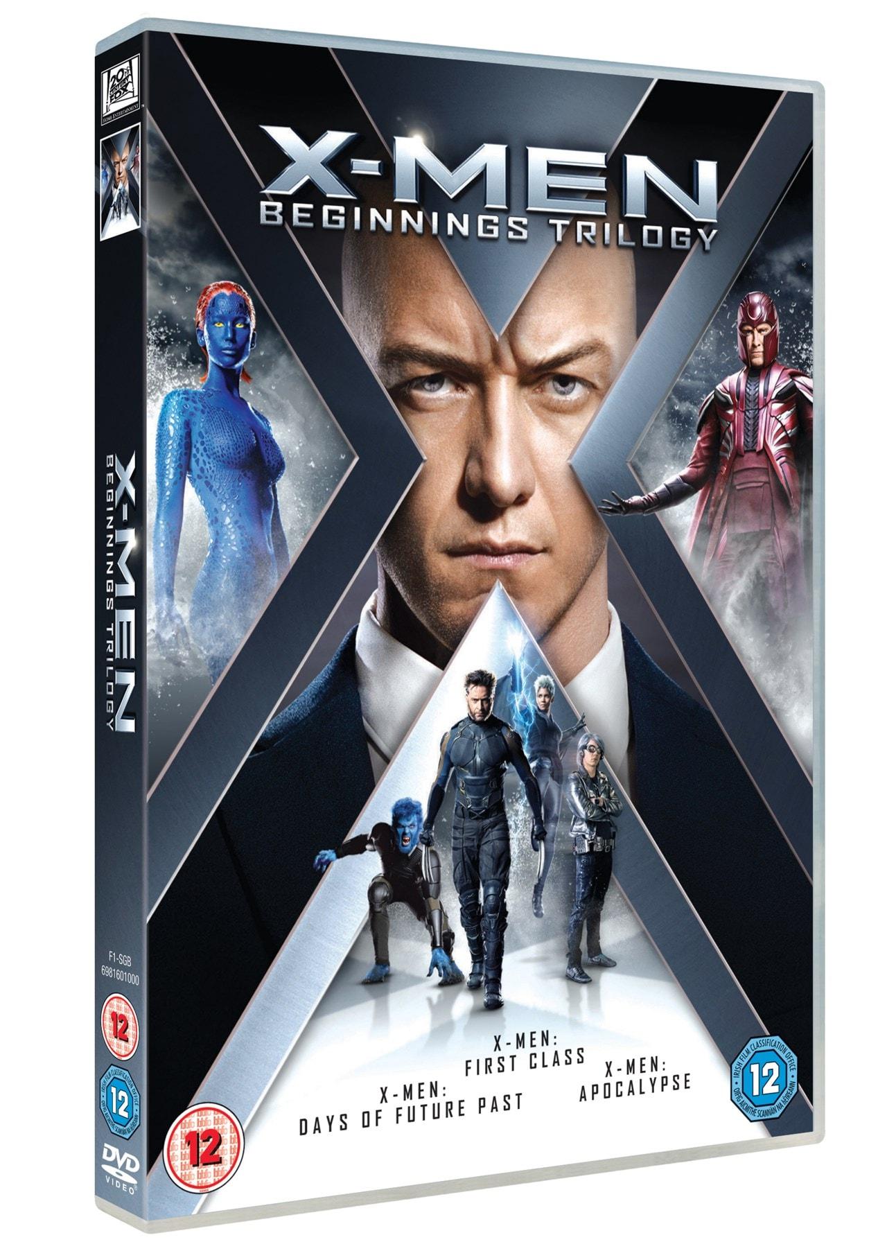 X-men: Beginnings Trilogy - 2