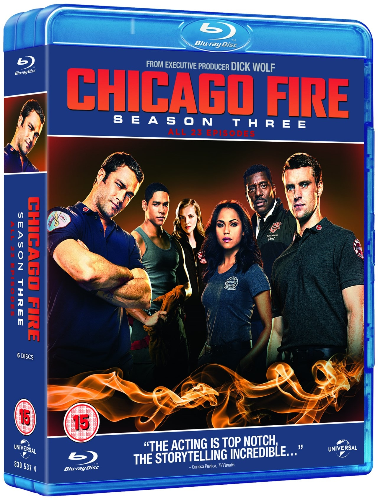 Chicago Fire: Season Three - 2