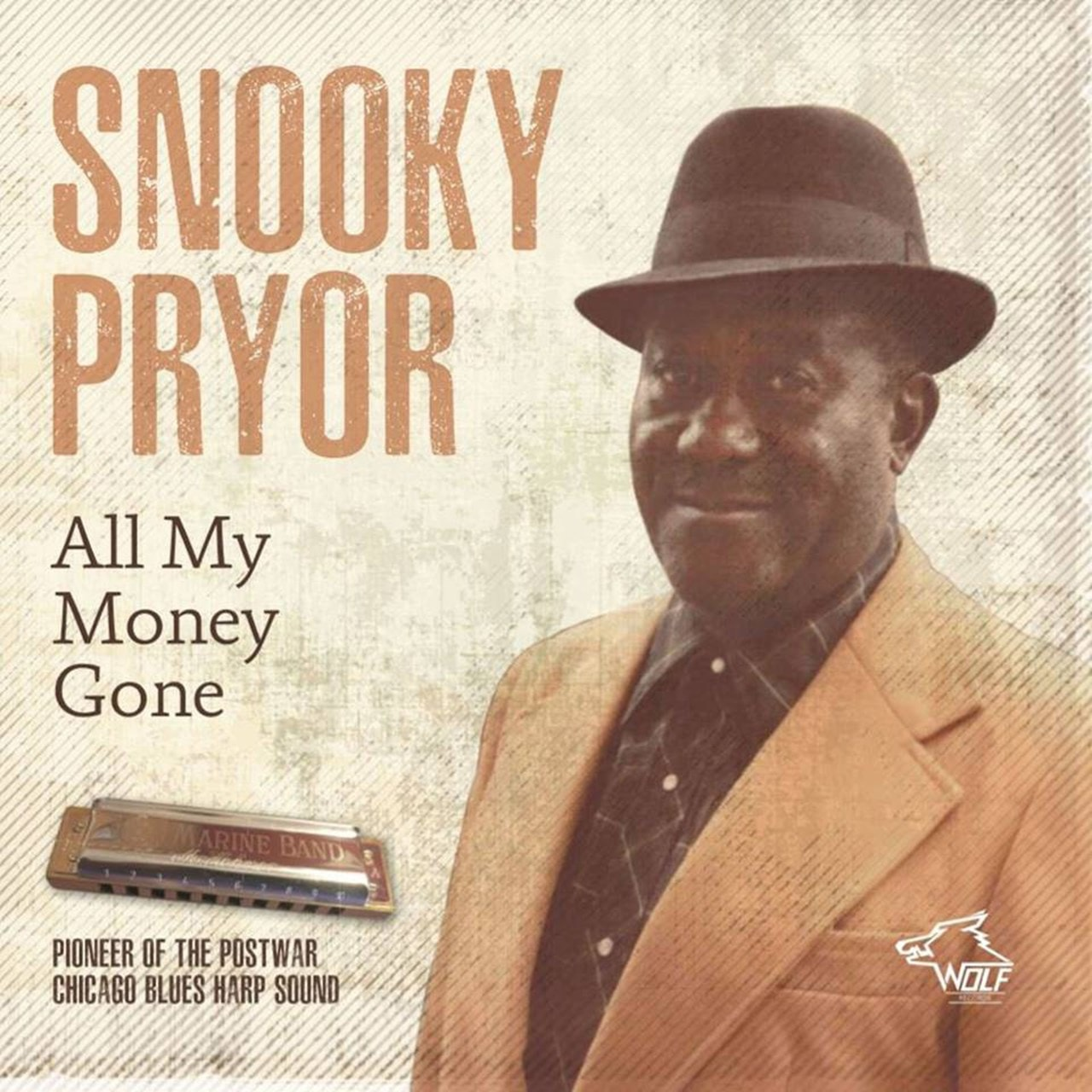 All My Money Gone: Pioneer of the Postwar Chicago Blues Harp Sound - 1