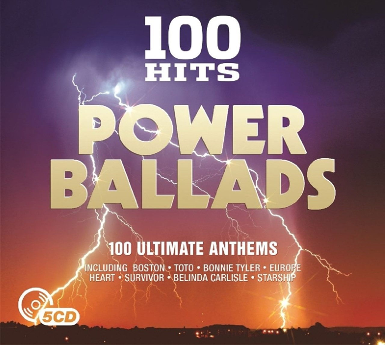 100 Hits: Power Ballads - 1