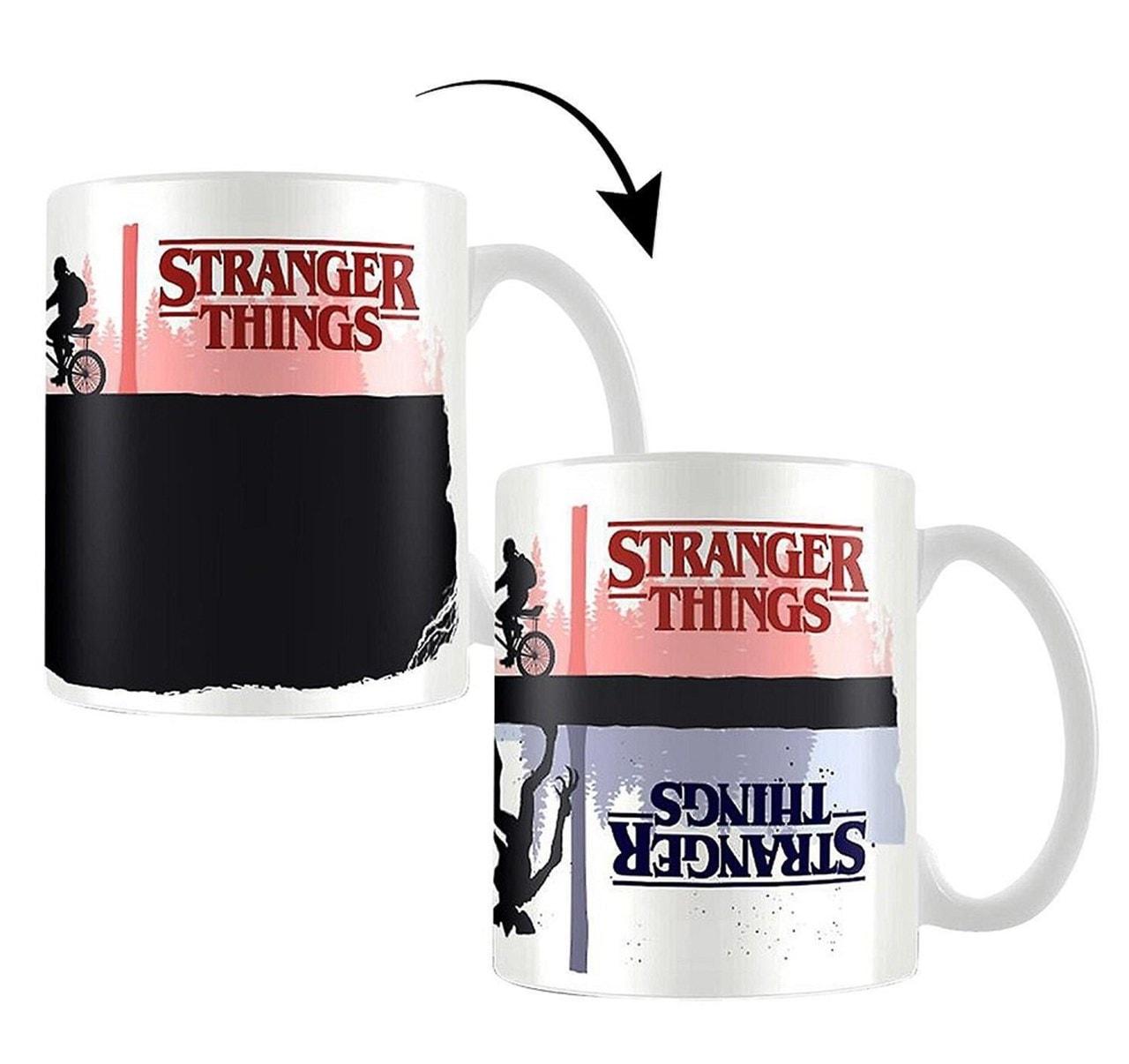 Stranger Things: Upside Down Heat Change Mug - 1