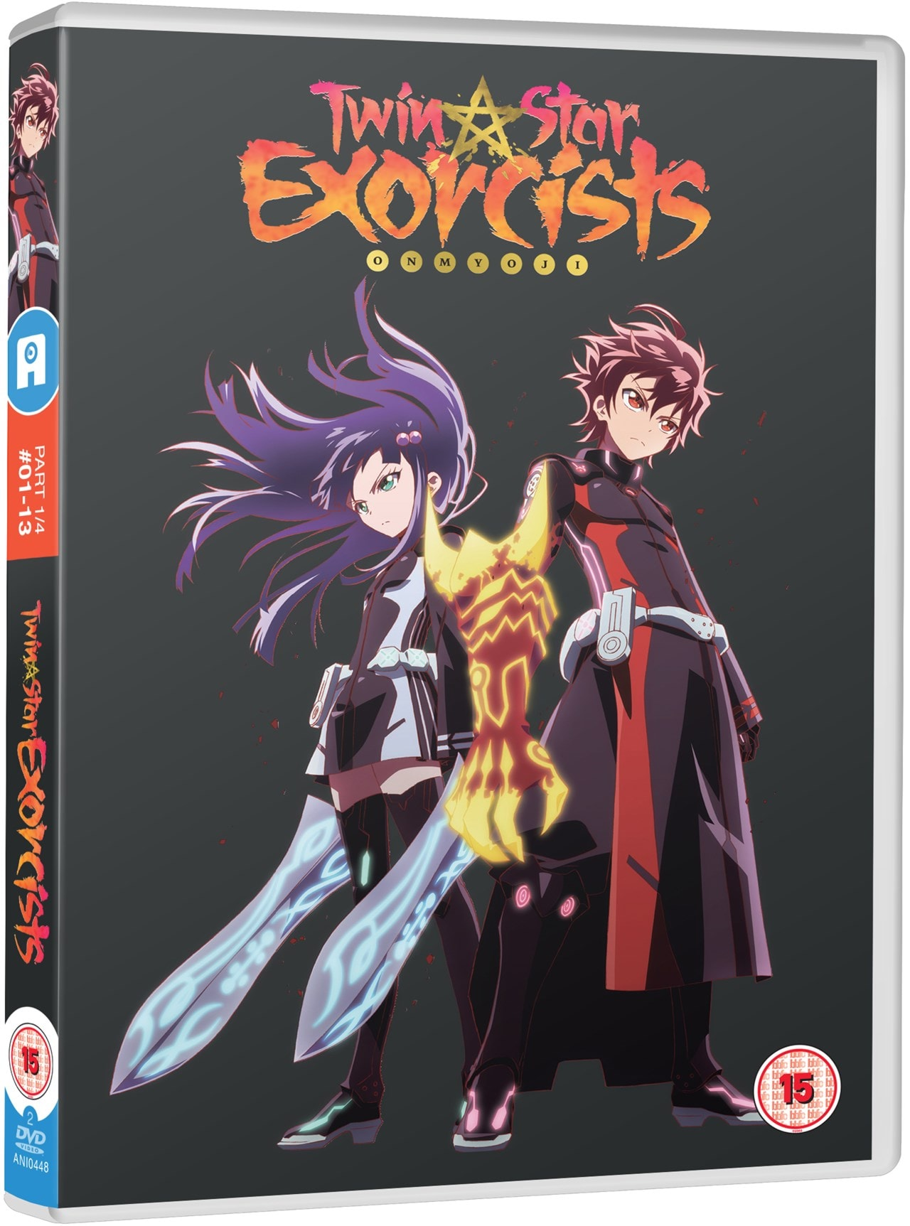 Twin Star Exorcists: Part 1 - 1