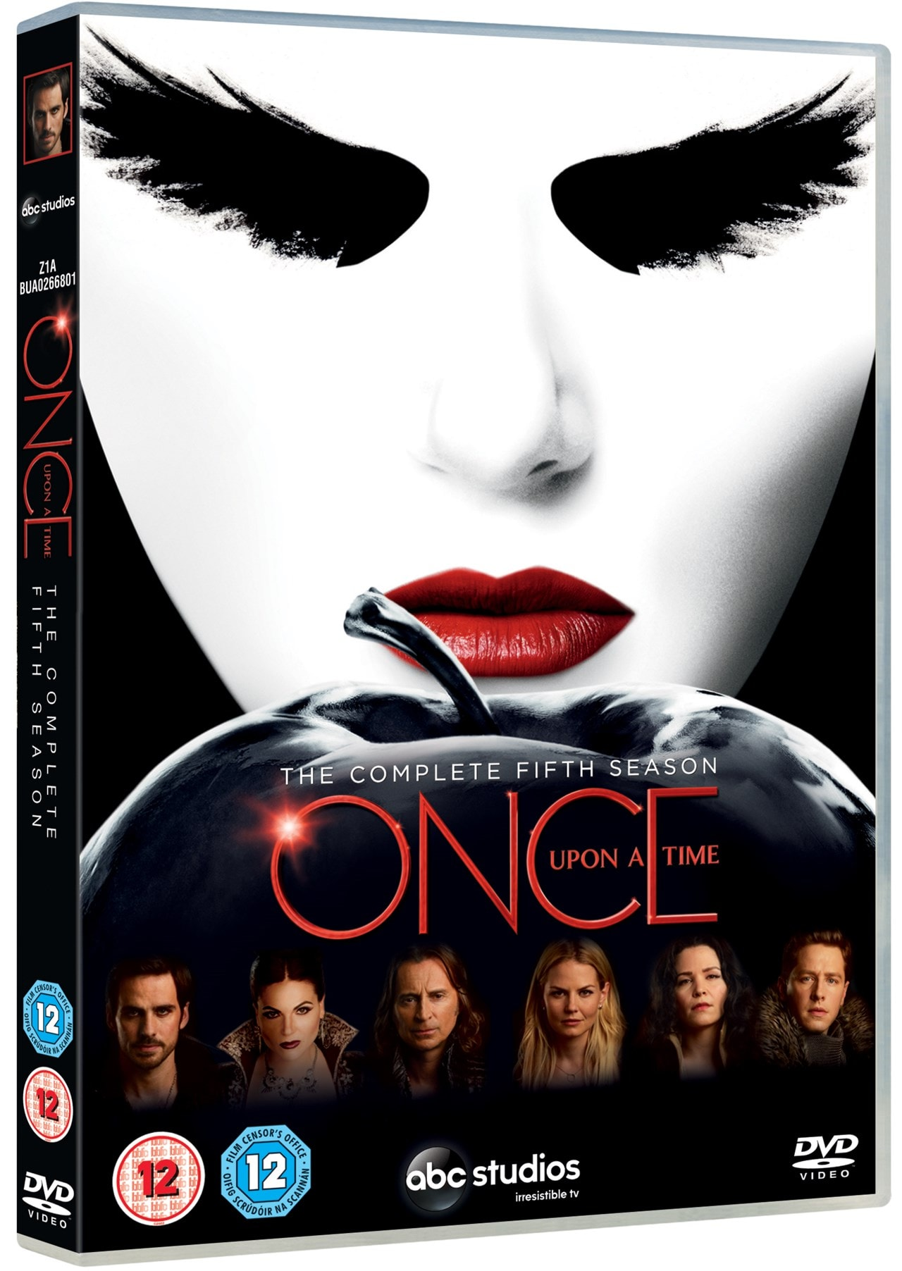 Once Upon a Time: The Complete Fifth Season - 2