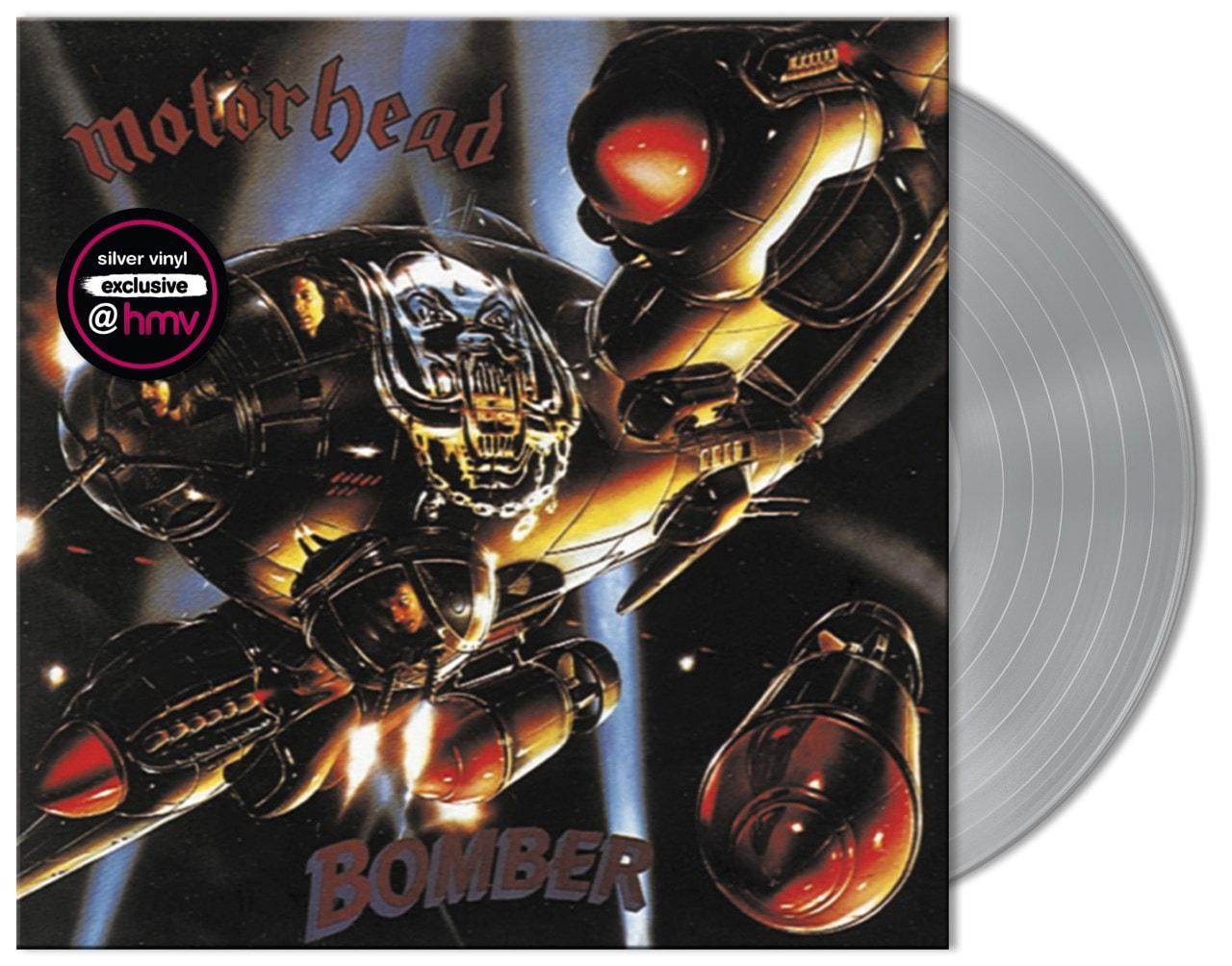 Bomber (hmv Exclusive) Silver Vinyl - 1