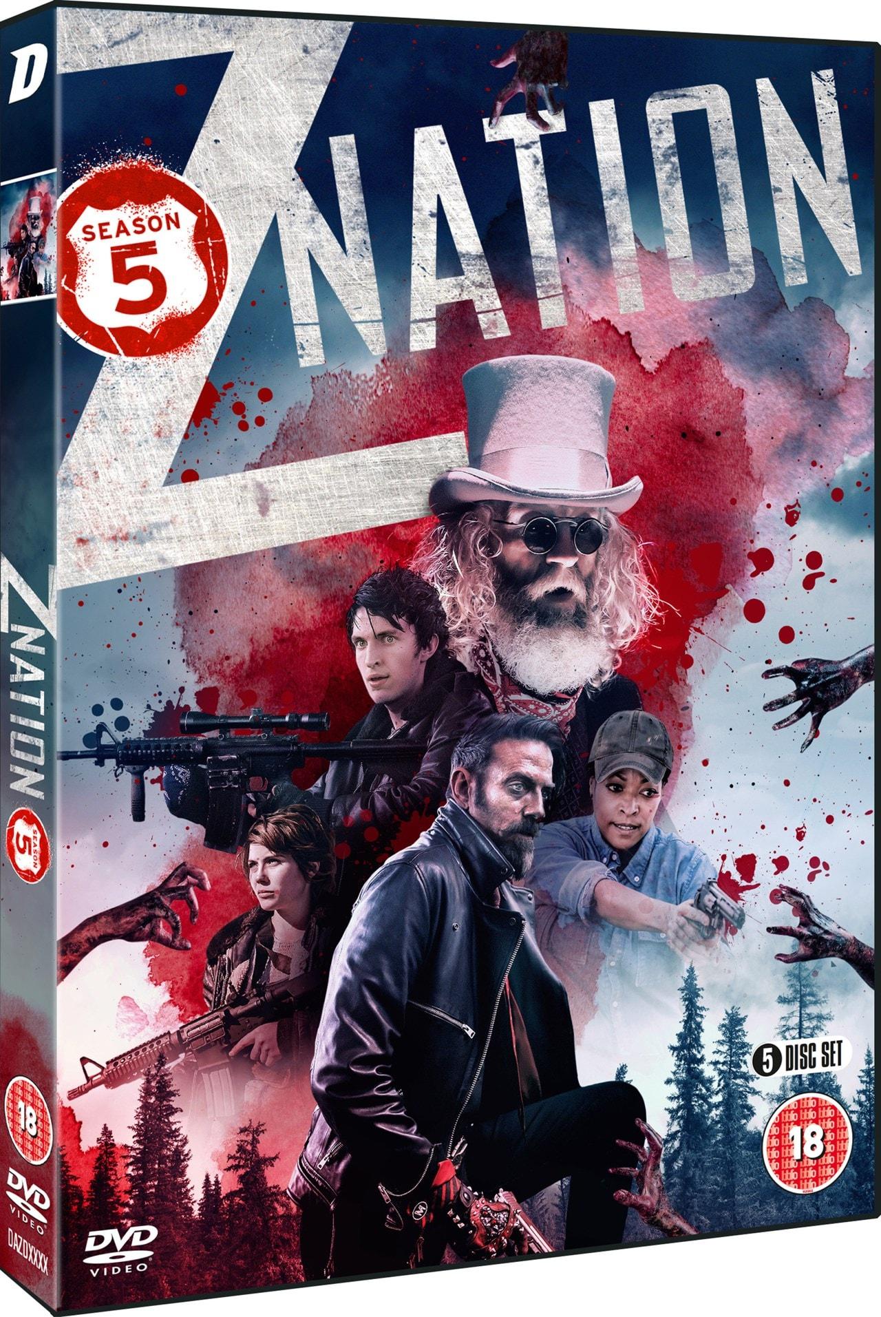 Z Nation: Season Five - 2