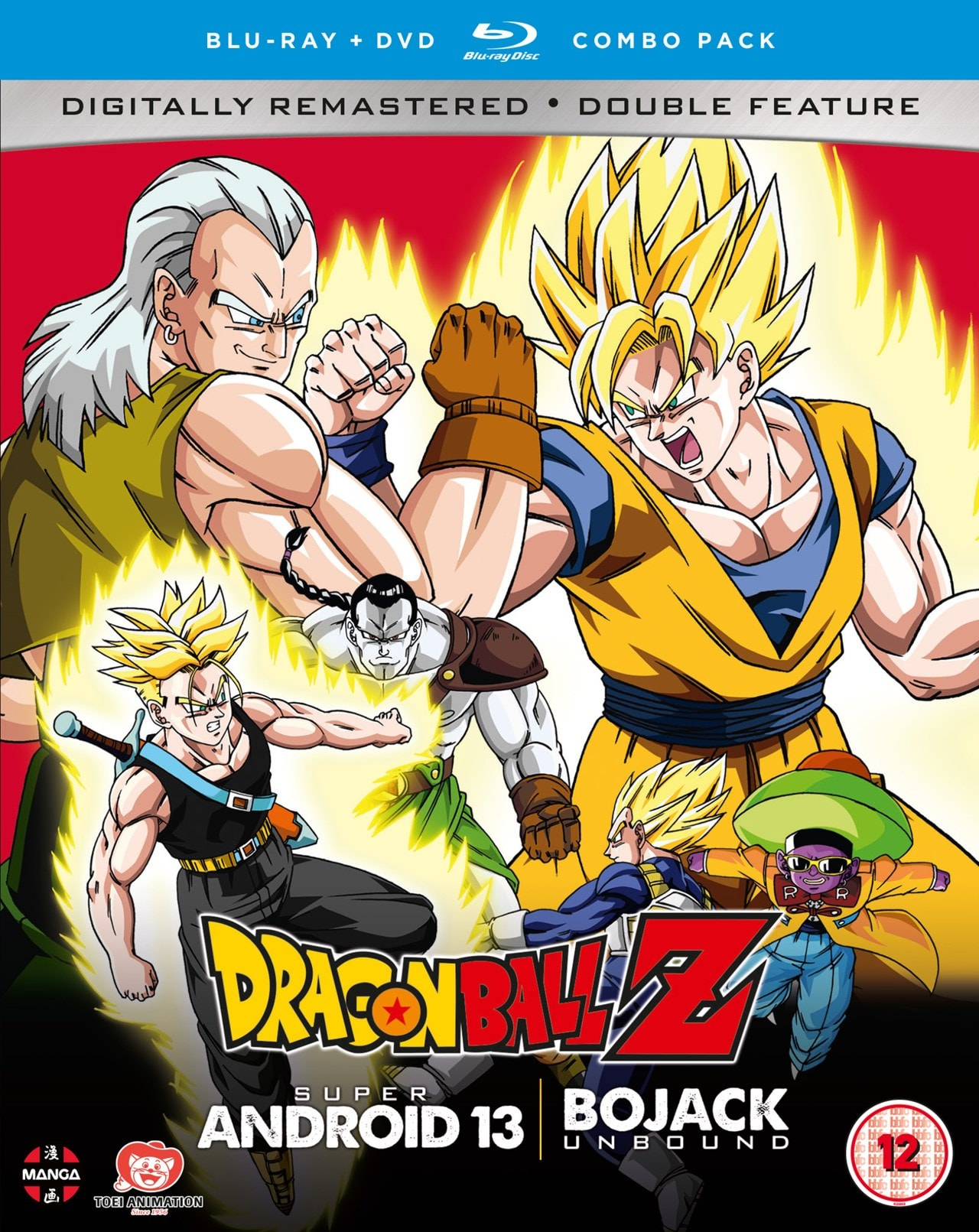 Dragon Ball Z Movie Collection Four: Super Android 13!/Bojack... - 1