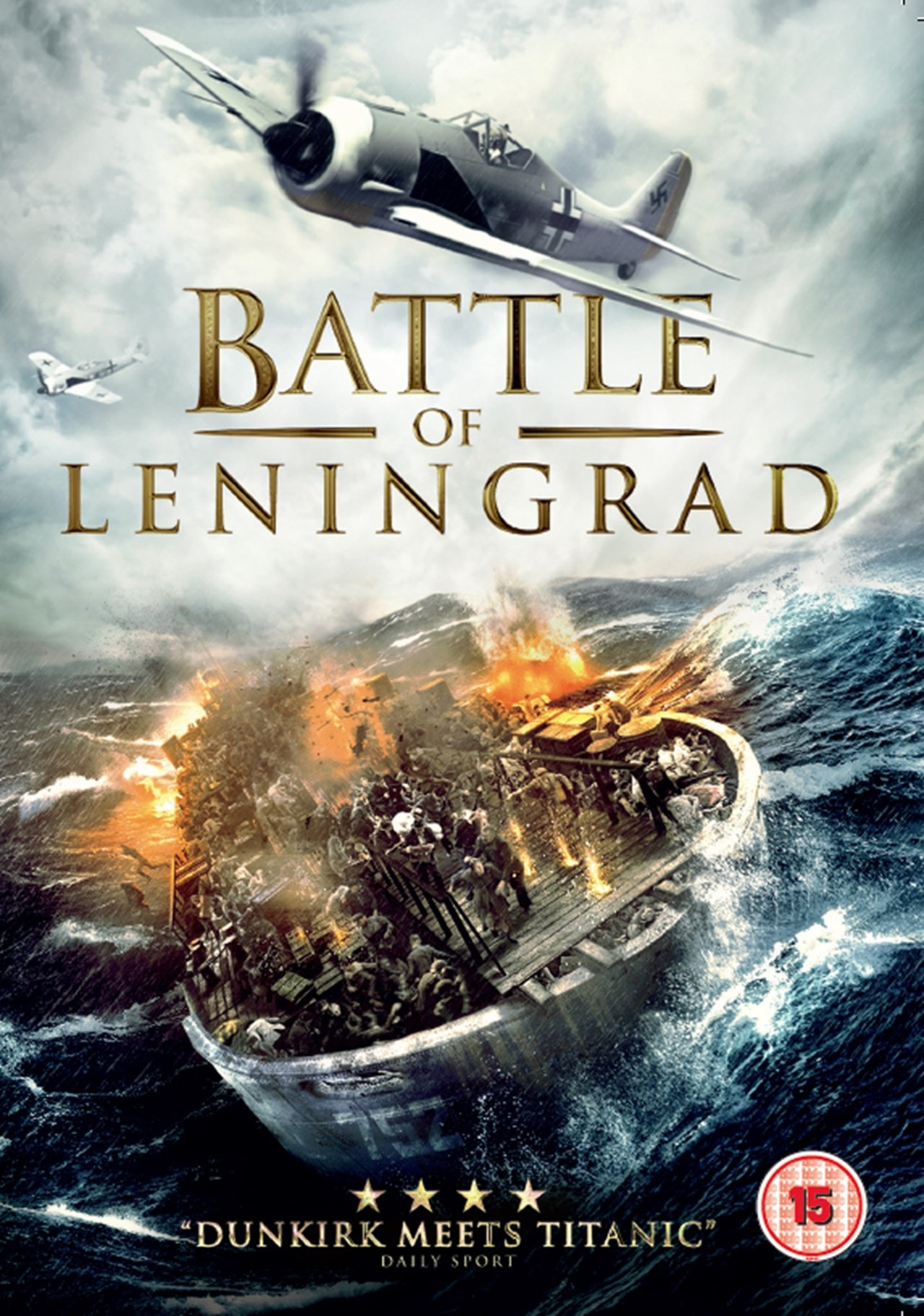 Battle of Leningrad - 1