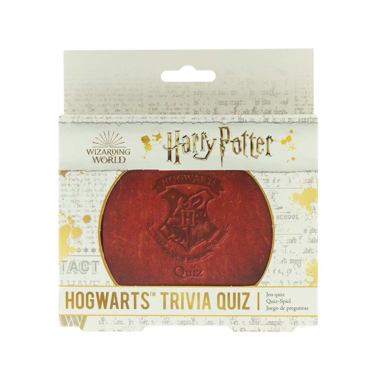 Harry Potter Hogwarts Trivia Quiz - 1