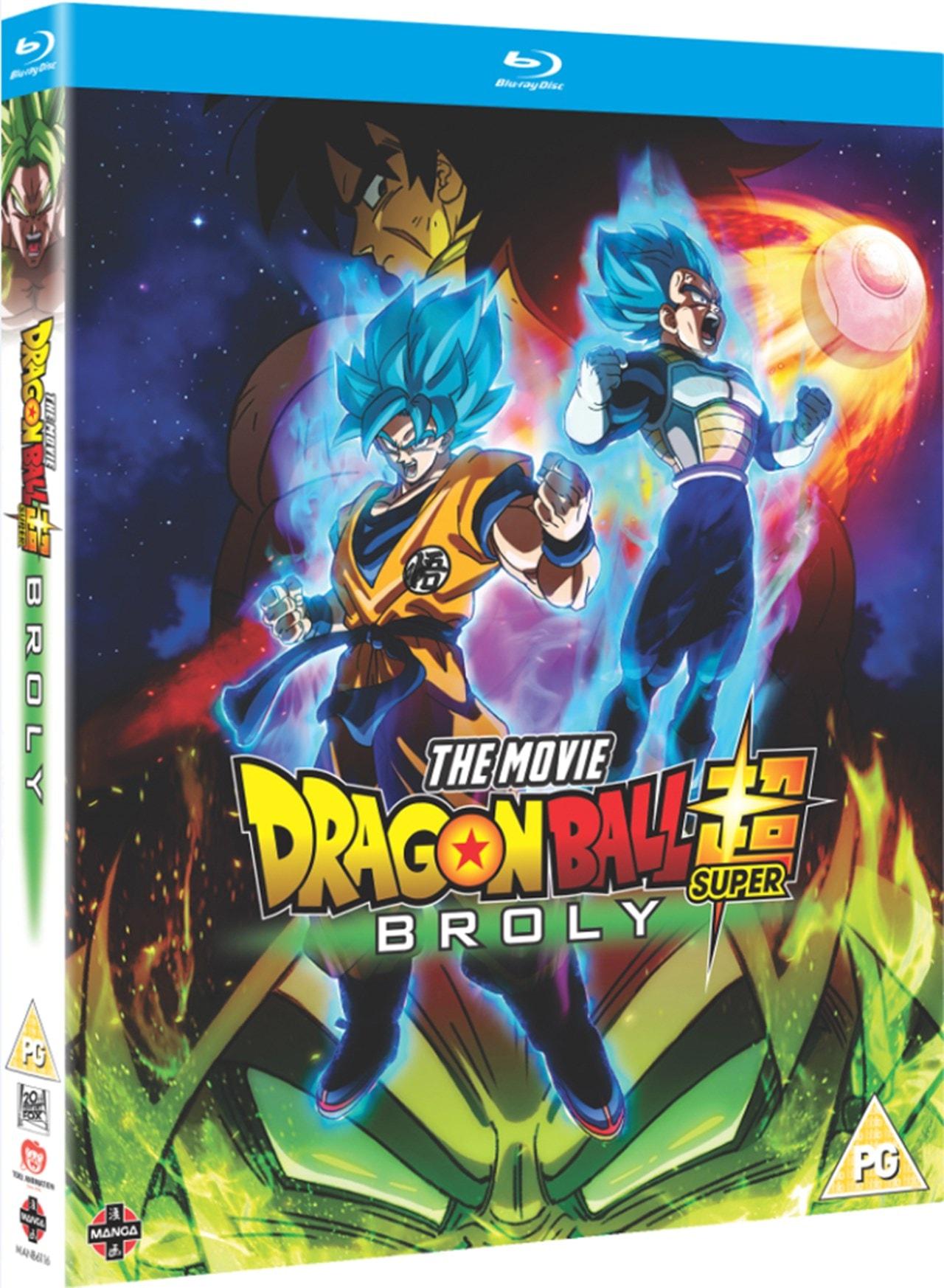 Dragon Ball Super: Broly - 2