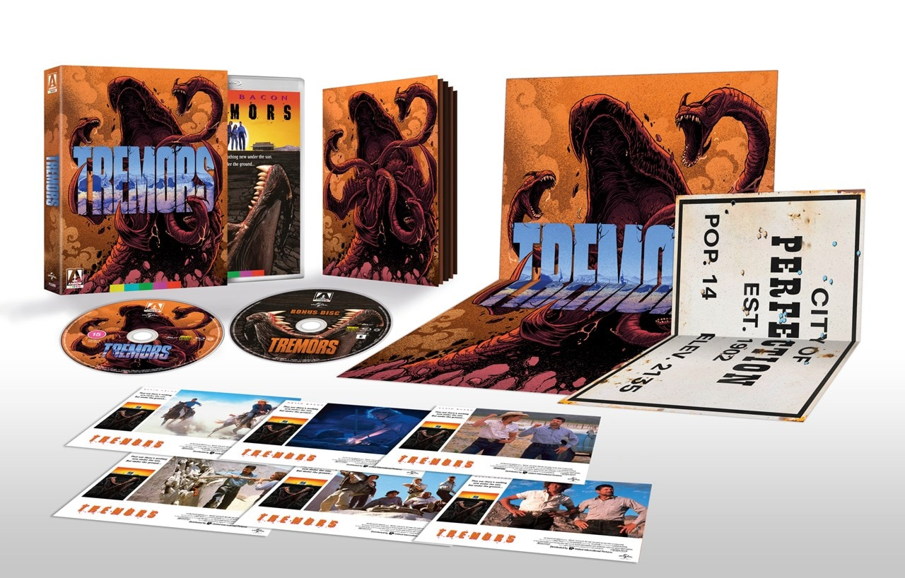 Tremors Limited Edition Blu-ray - 2