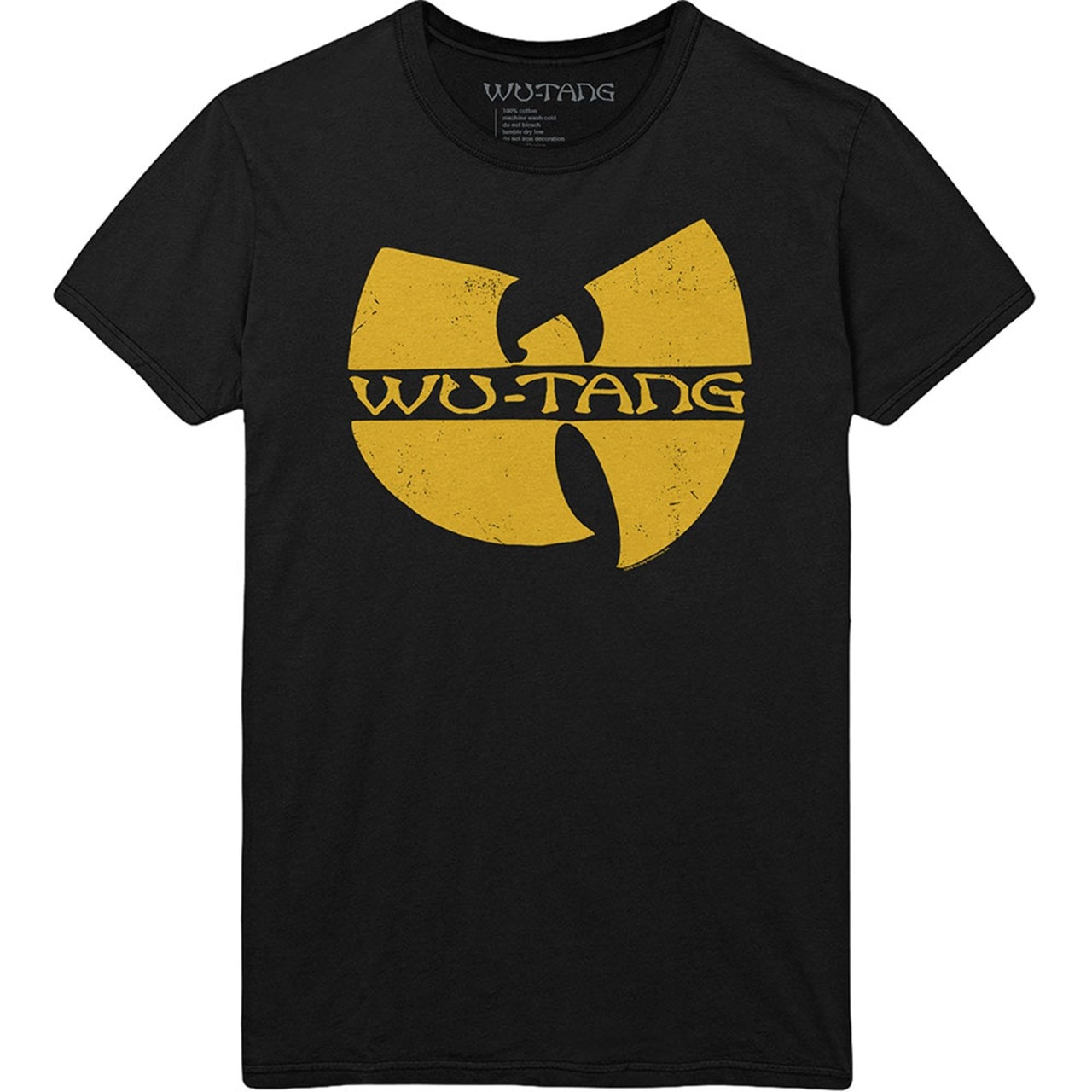 Wu Tang Clan Logo (Small) - 1