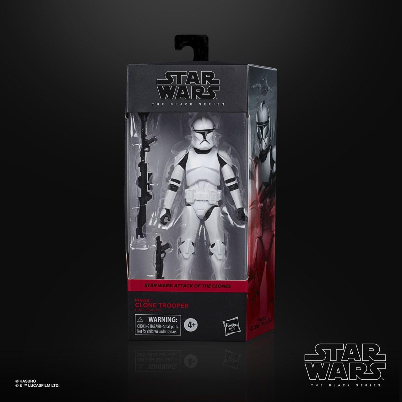 Clone Trooper: Clone Wars: Star Wars Black Series Action Figure - 5