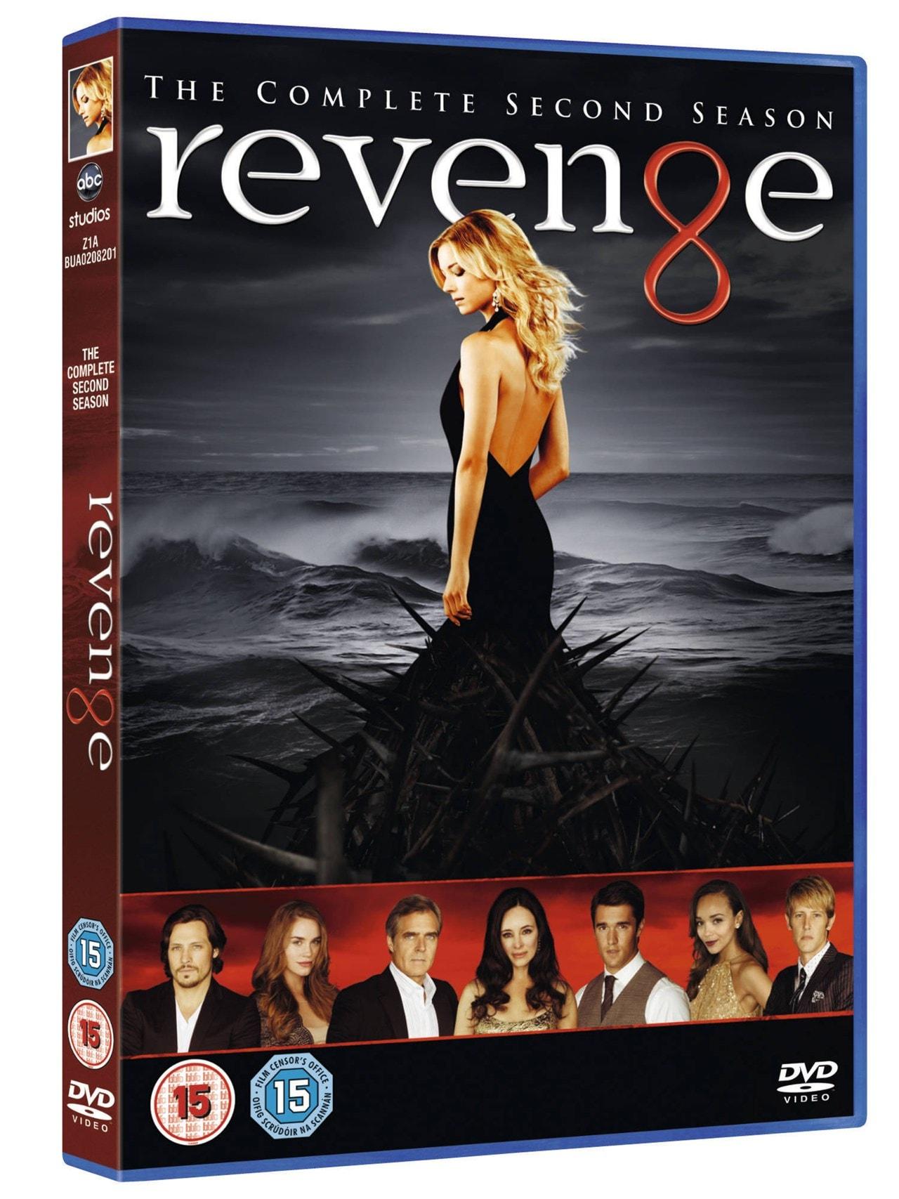 Revenge: The Complete Second Season - 2