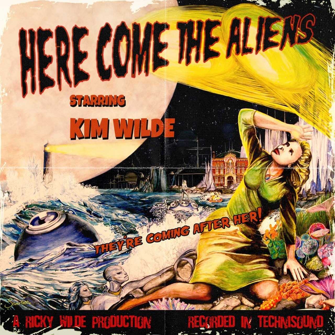 Here Come the Aliens - 1