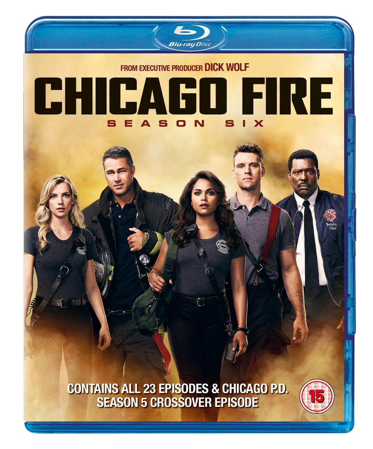 Chicago Fire: Season Six - 1