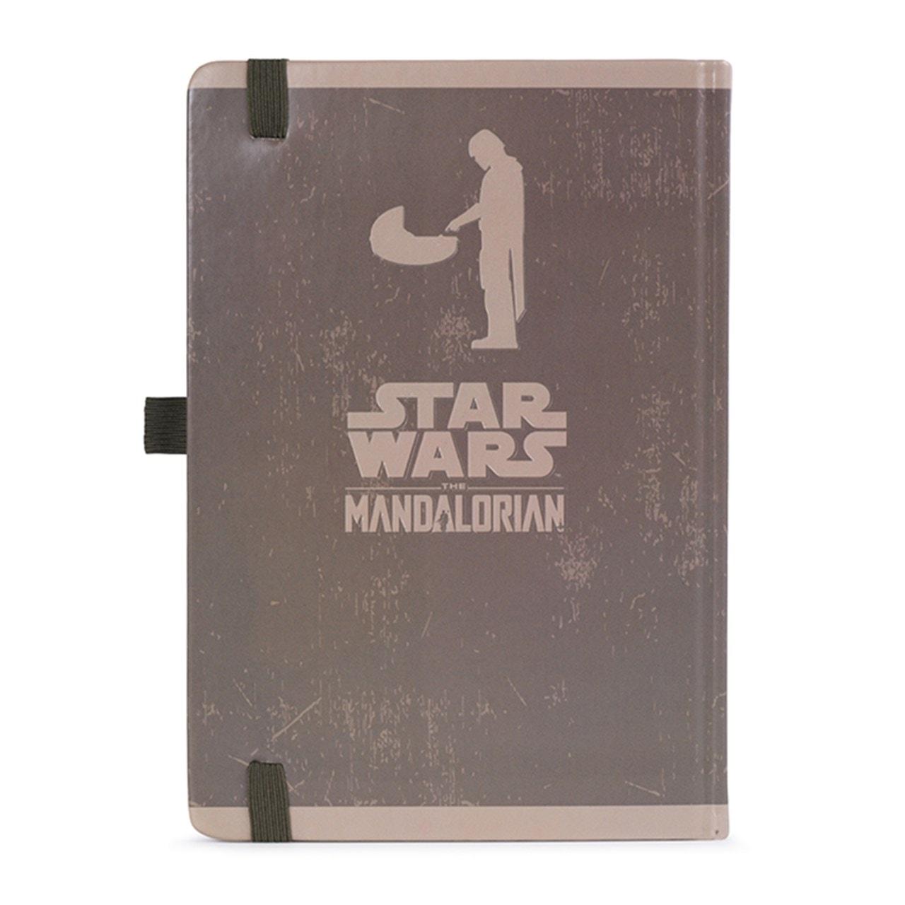 The Mandalorian: Precious Cargo Premium A5 Notebook - 3